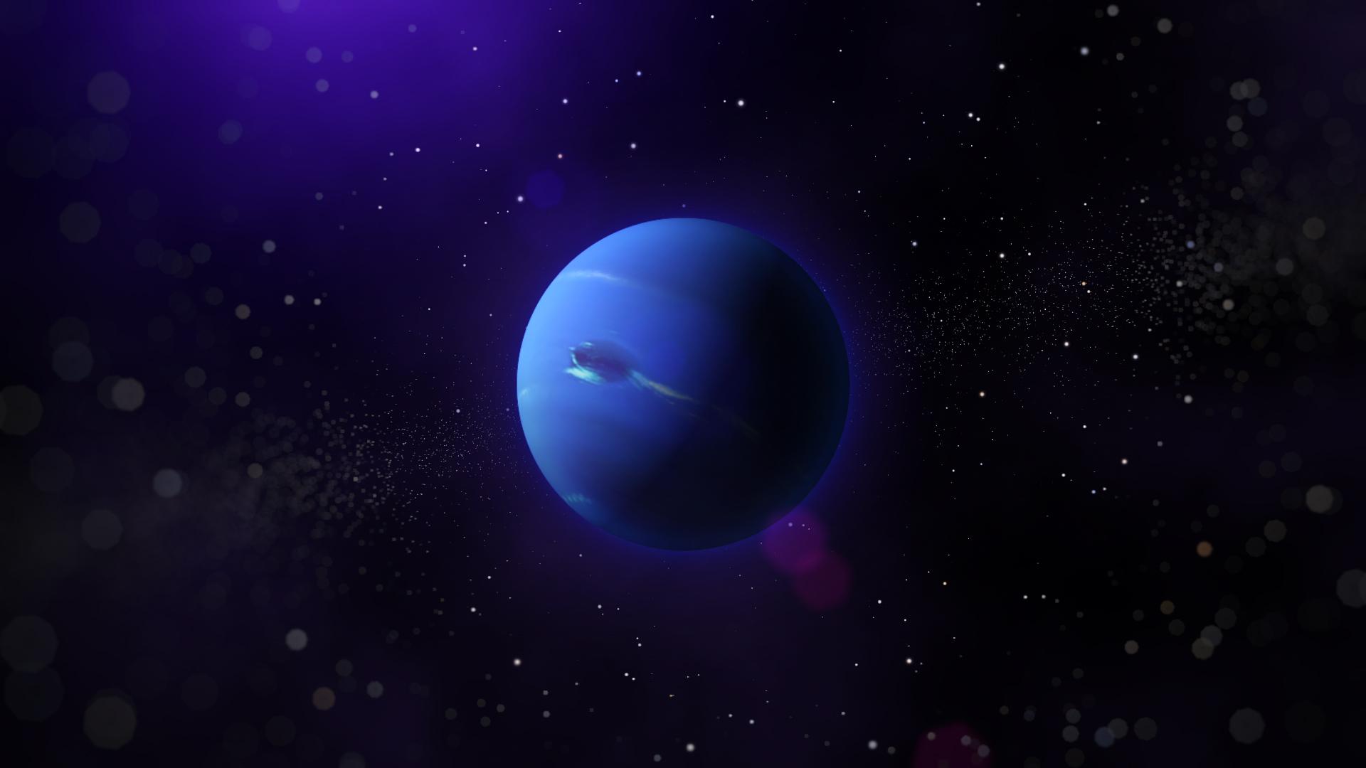 всего космос картинки нептун очаровательными группами