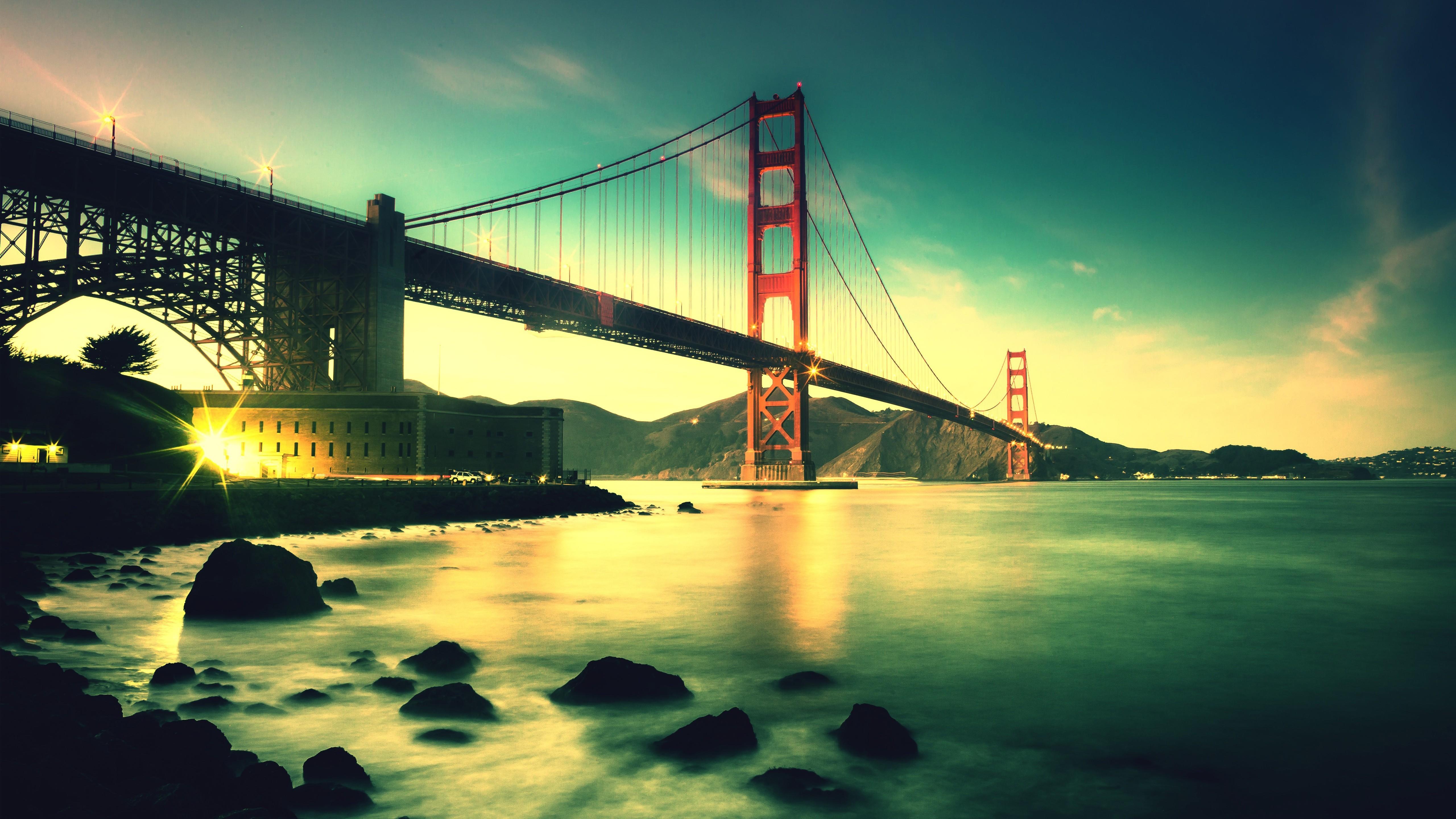 остается картинки на телефон мосты часто