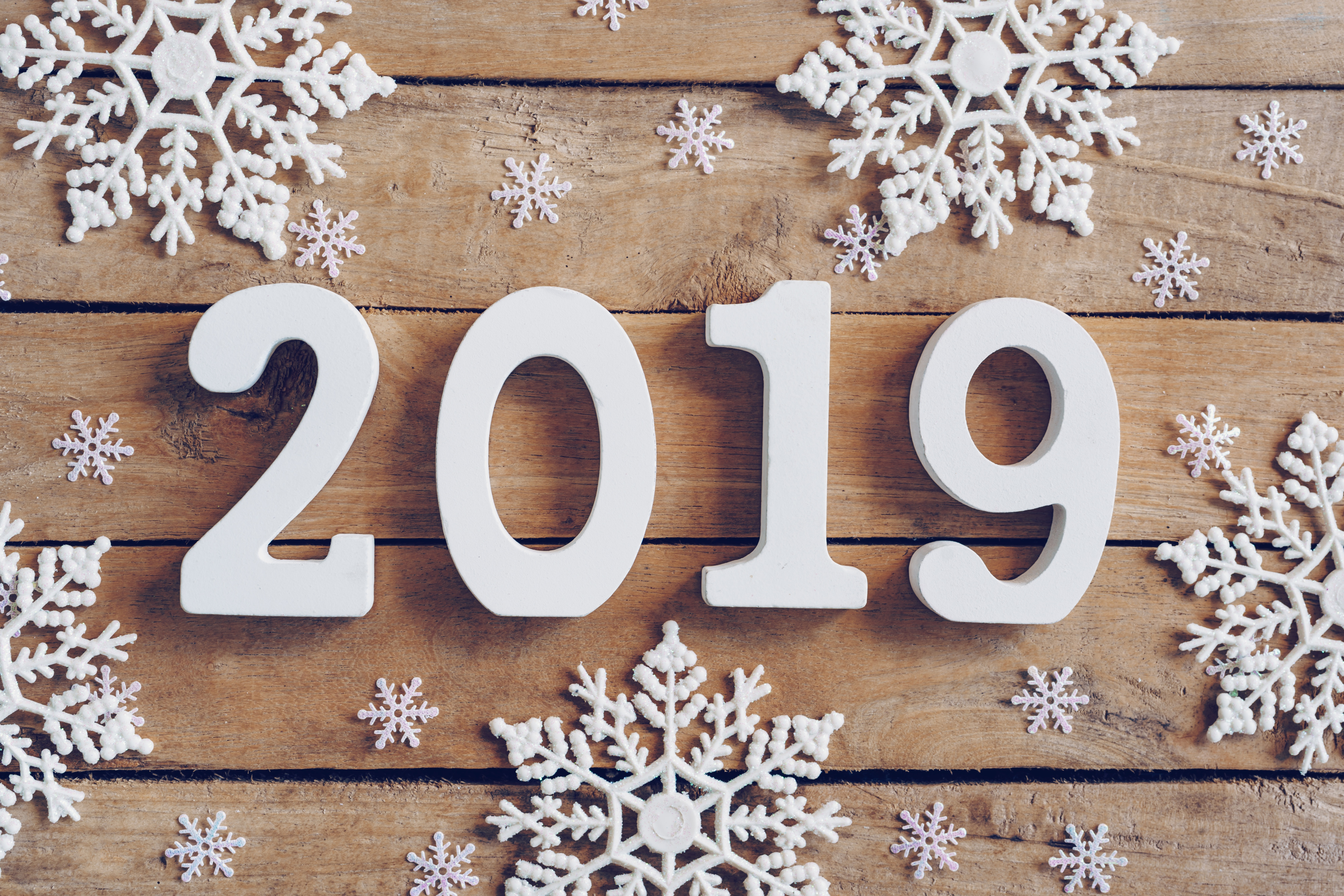 Картинки для рабочего стола зима новый год 2019