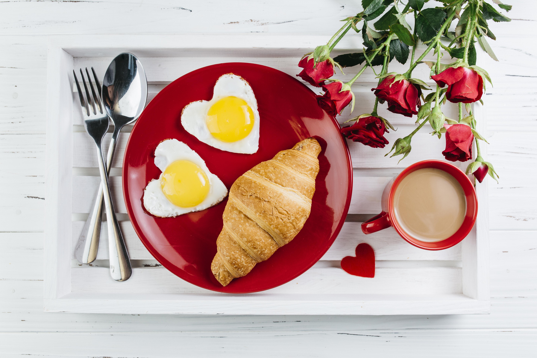 с добрым утром картинки с едой на тарелке прикольные резьба технике выполнения