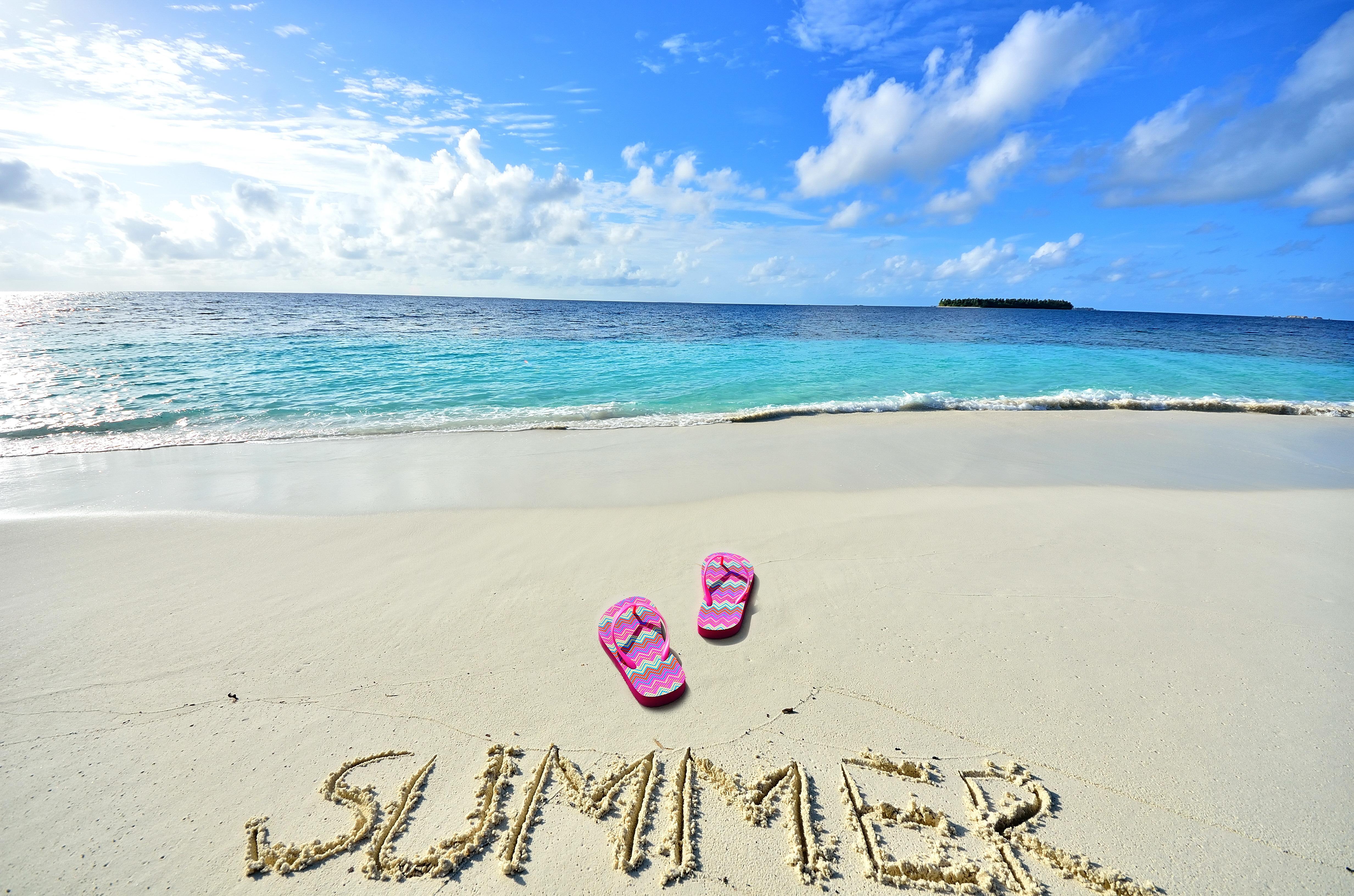 Лето картинки красивые яркие с надписью
