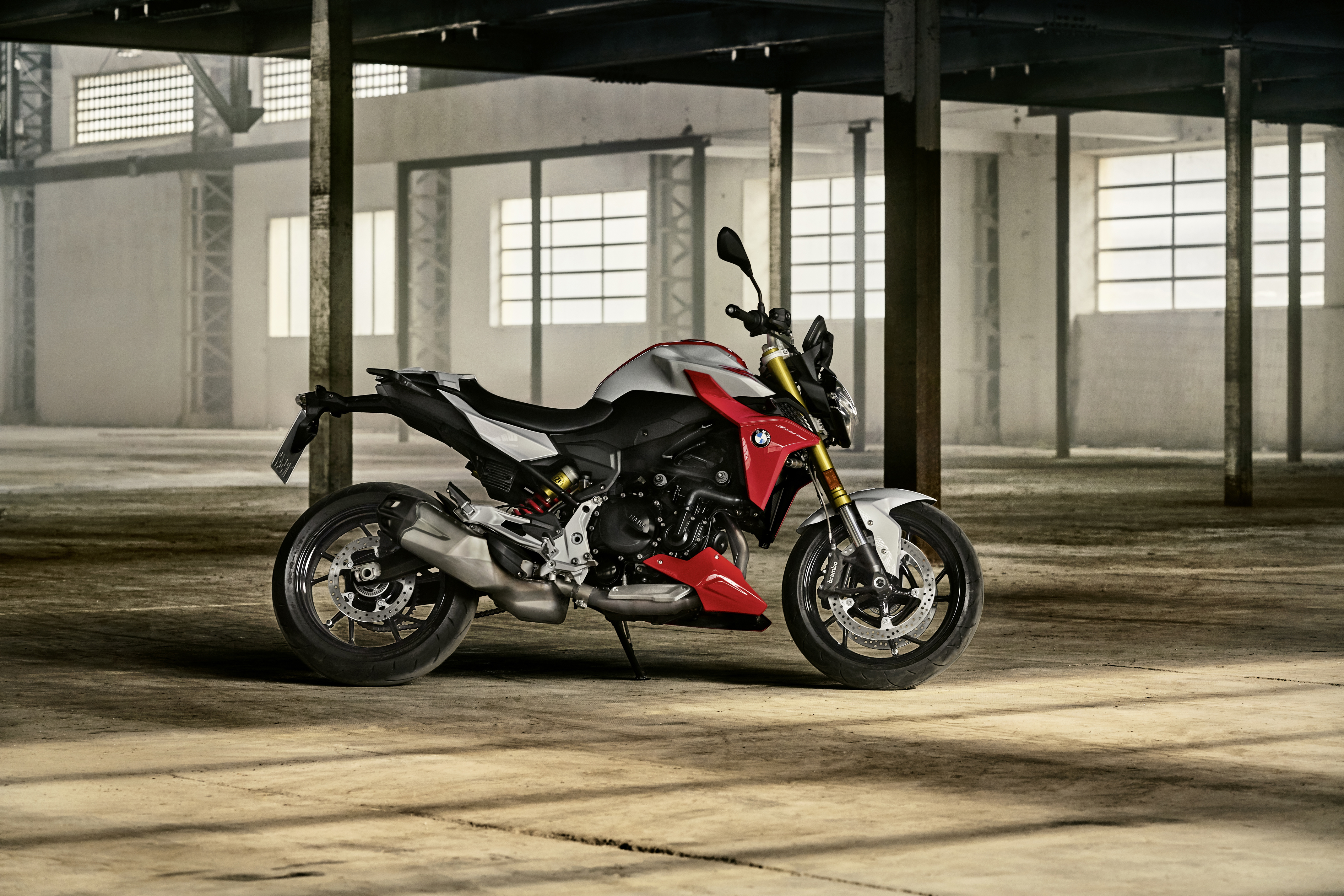 Wallpaper 2020 BMW F 900 R motorcycle