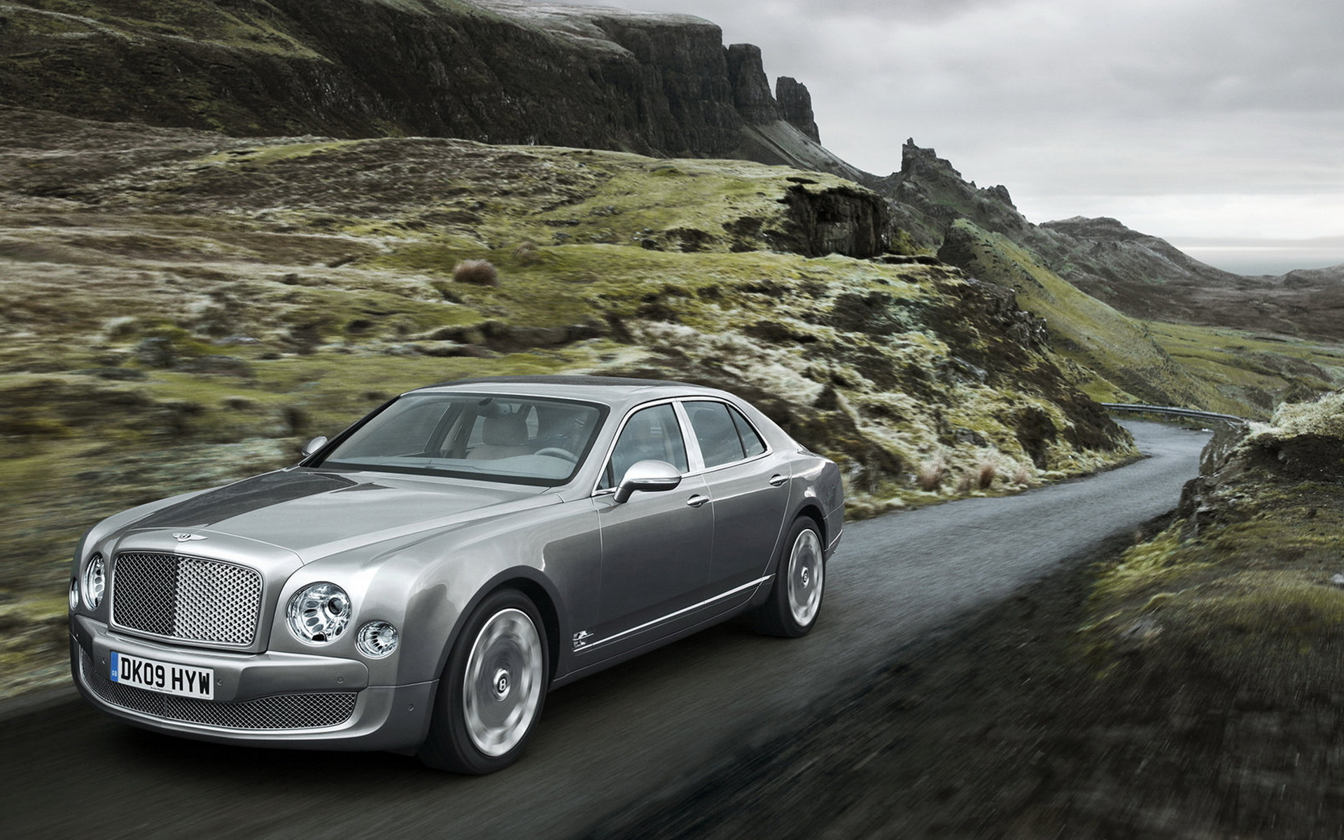 Wallpaper Bentley Mulsanne