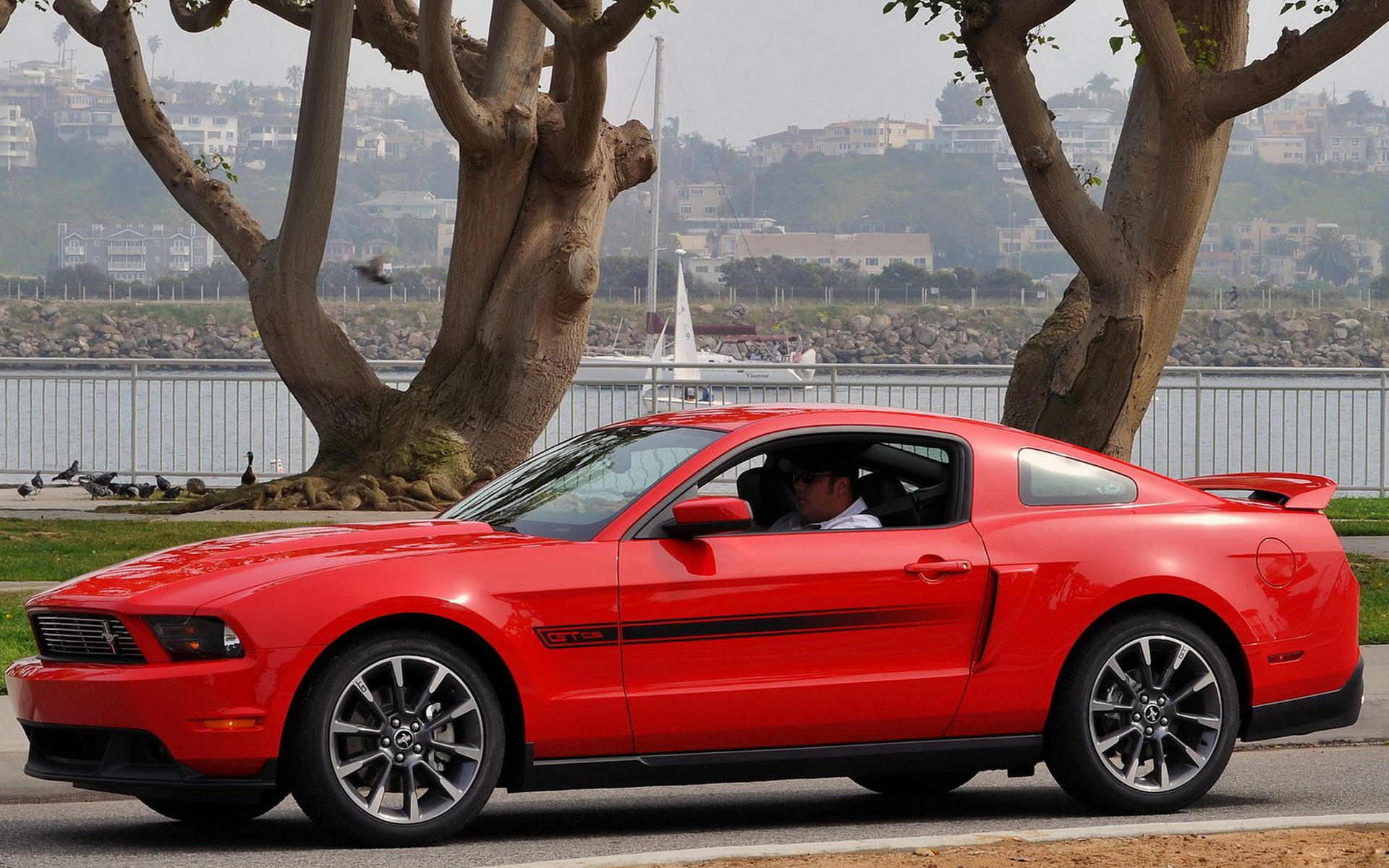 Wallpaper Ford Mustang GT about the channel