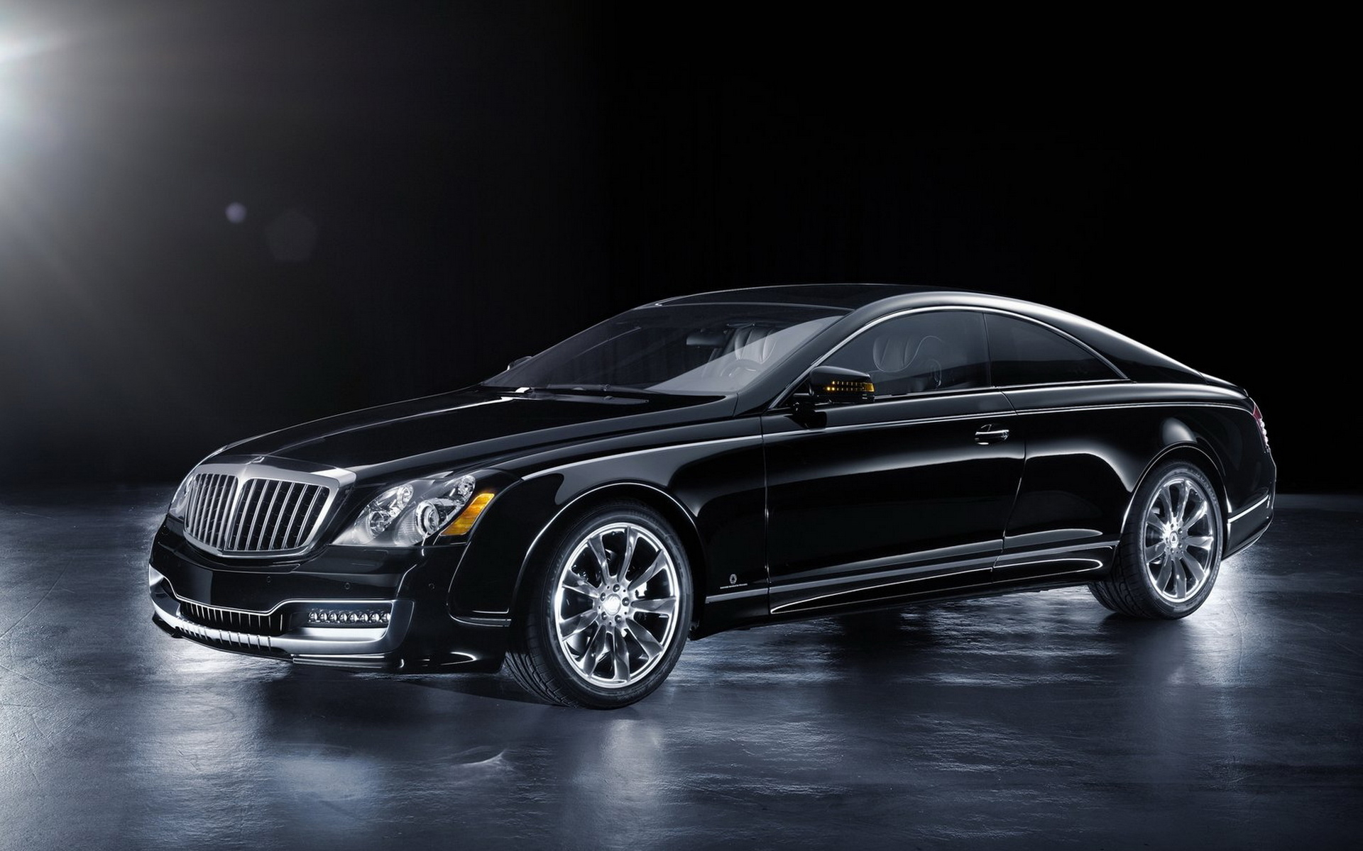 Wallpaper Maybach-Xenatec Coupe 2010