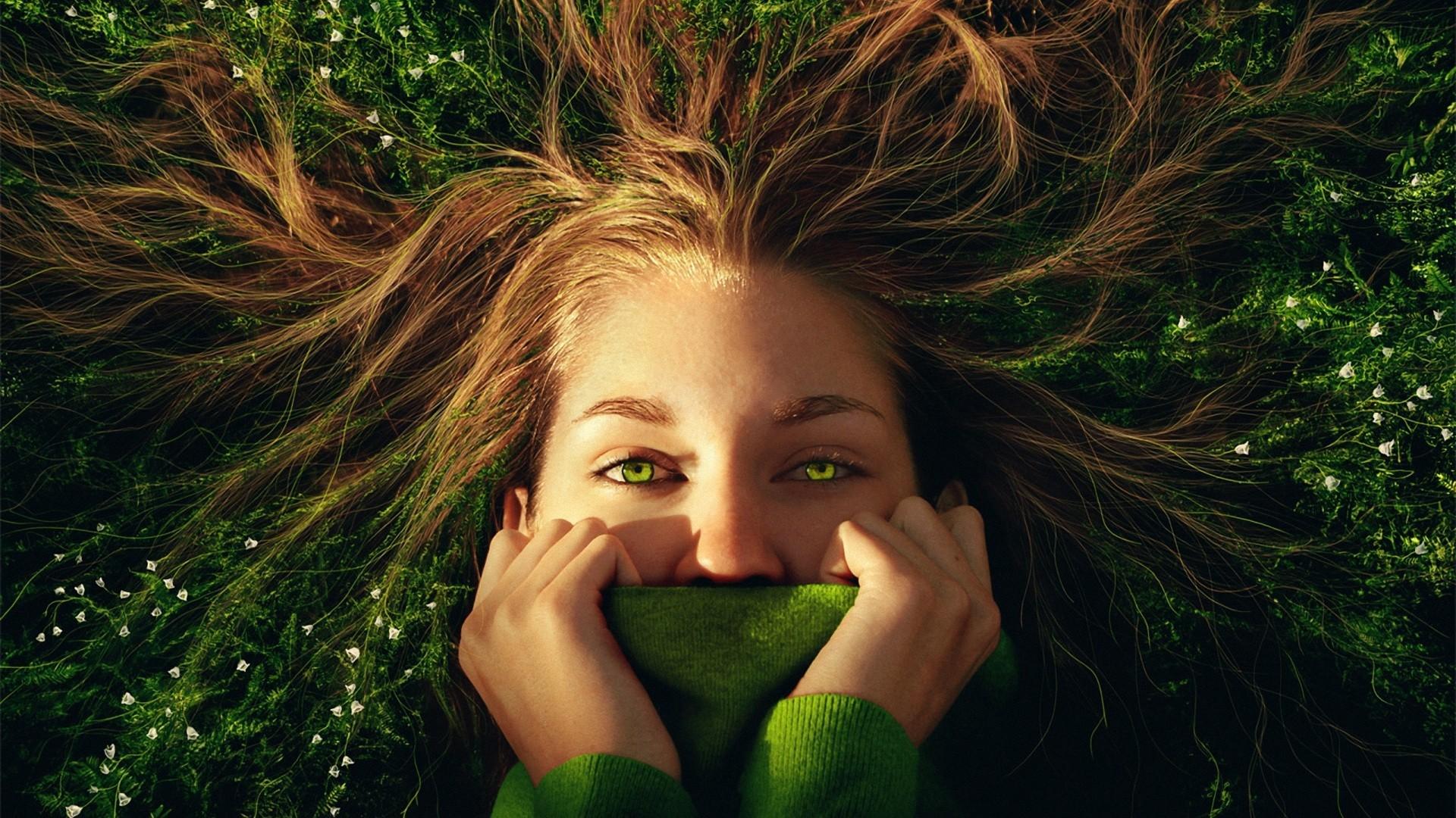 Зеленый цвет лица картинки
