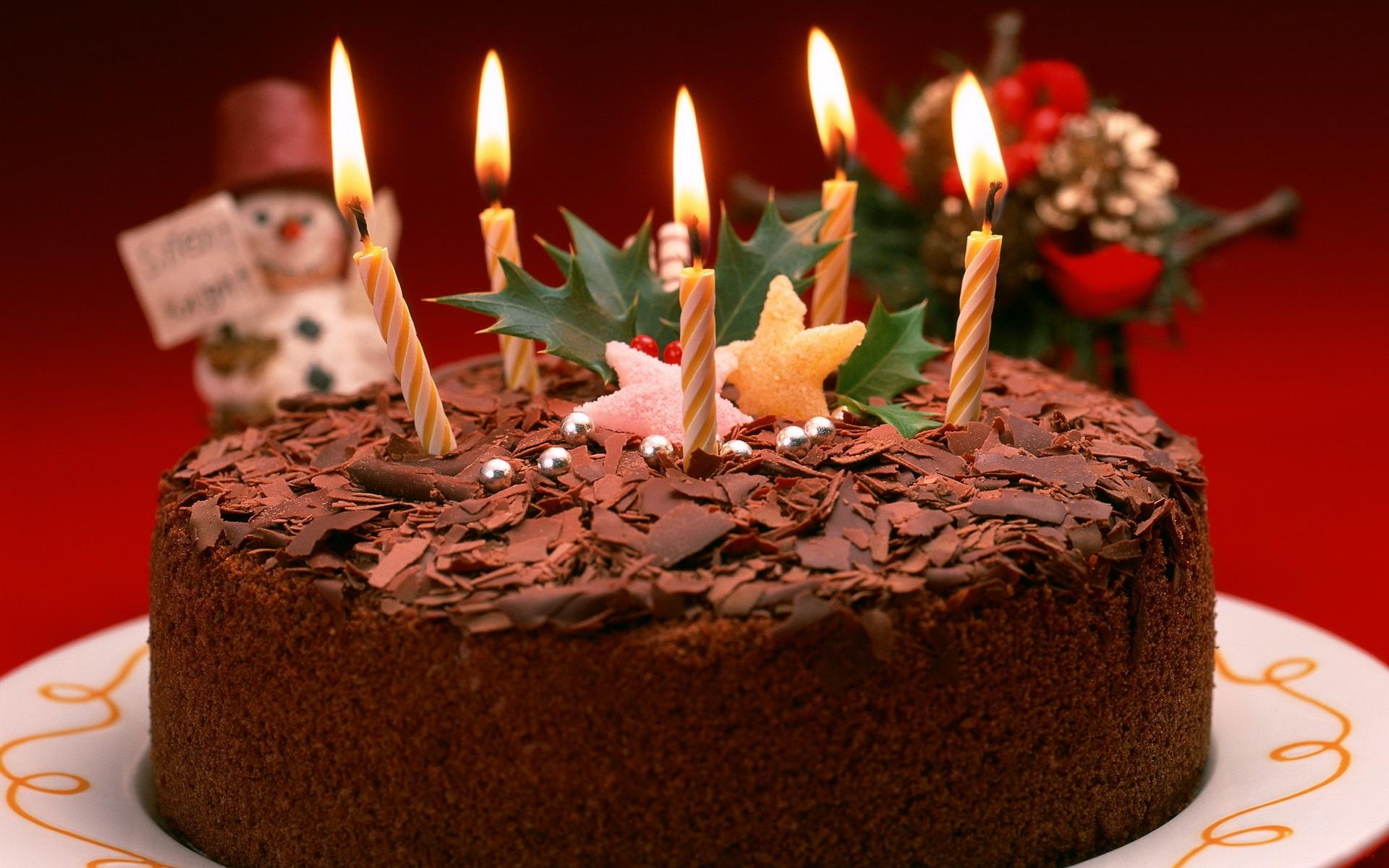 с днем рождения картинки с пожеланиями торт днем рожденья