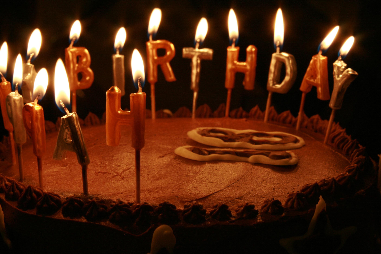 Картинки с днем рождения со свечами, марта