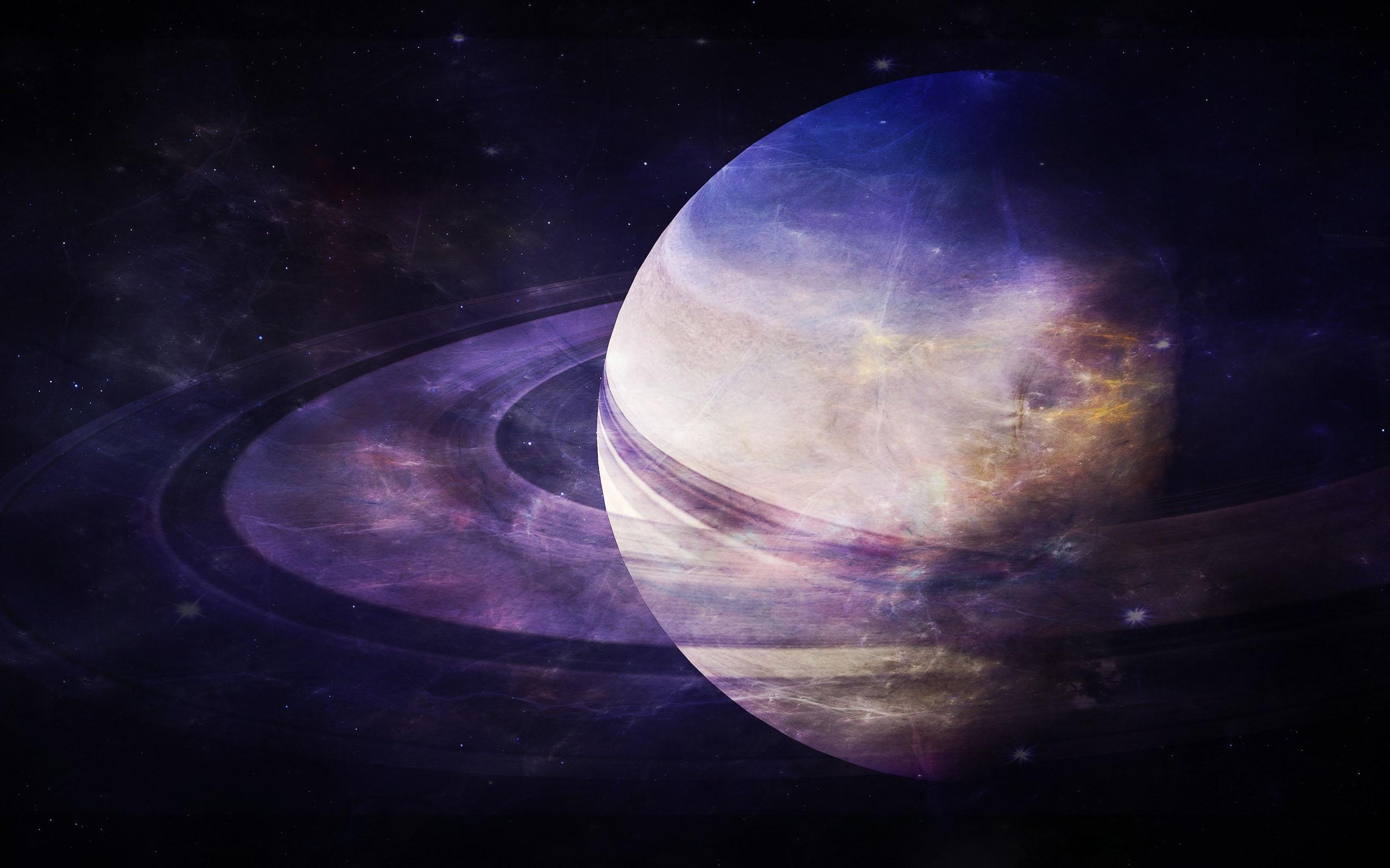Картинки на рабочий стол сатурна из космоса