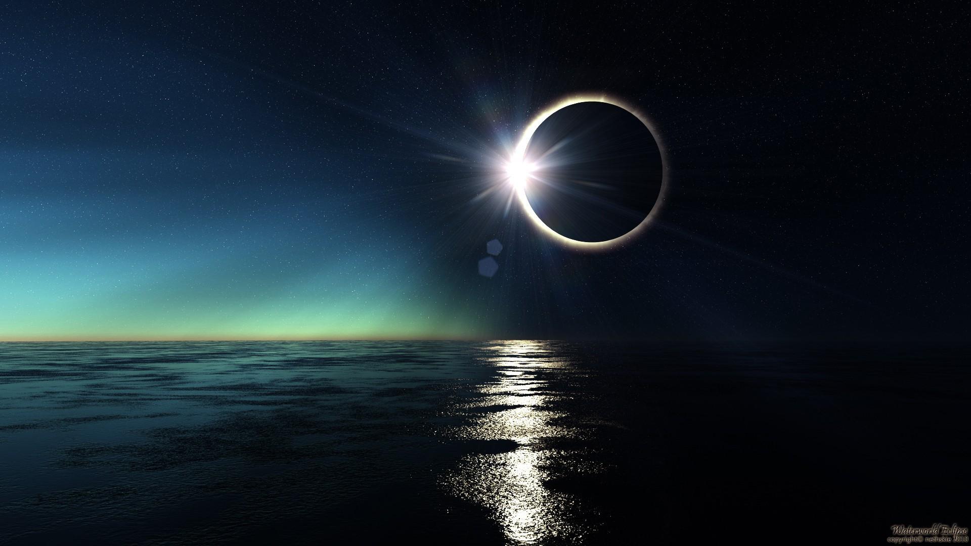 smithsonian solar eclipse - HD1920×1037