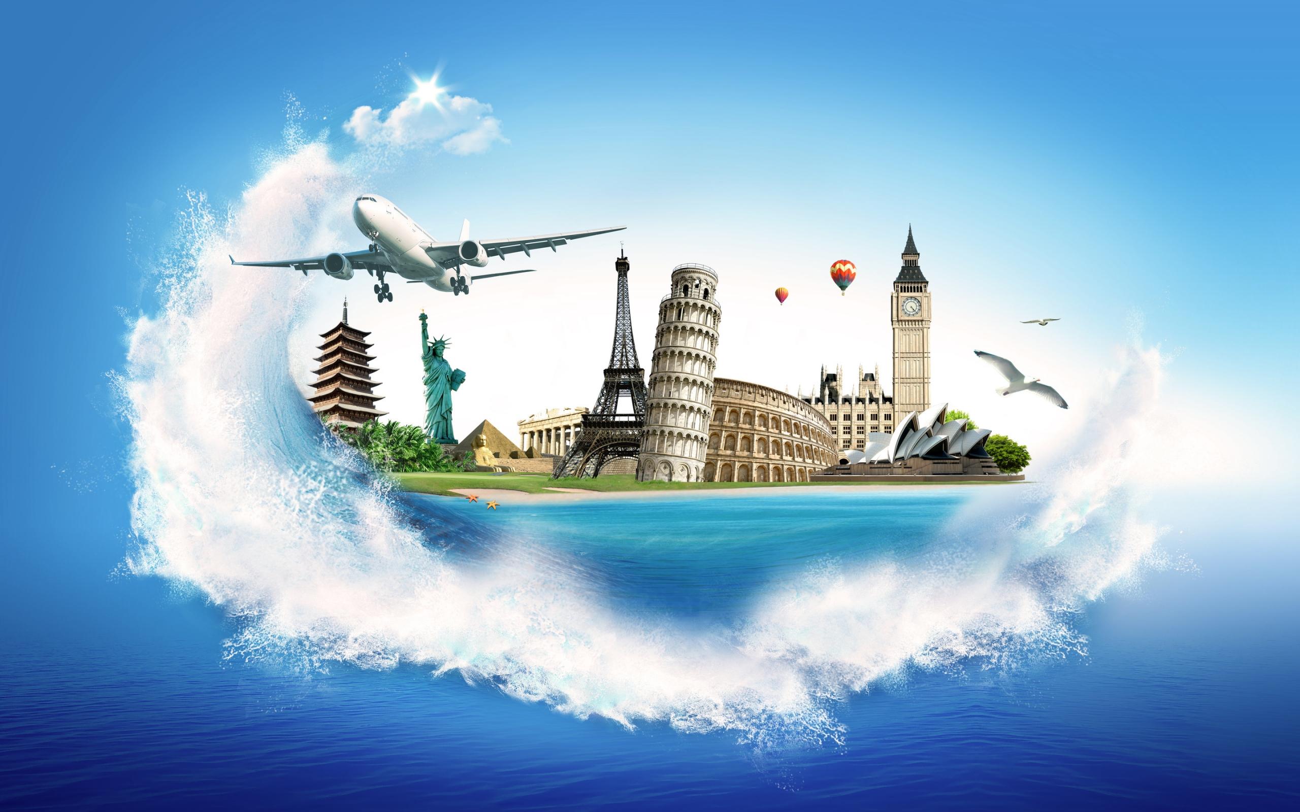 Путешествия по миру картинки