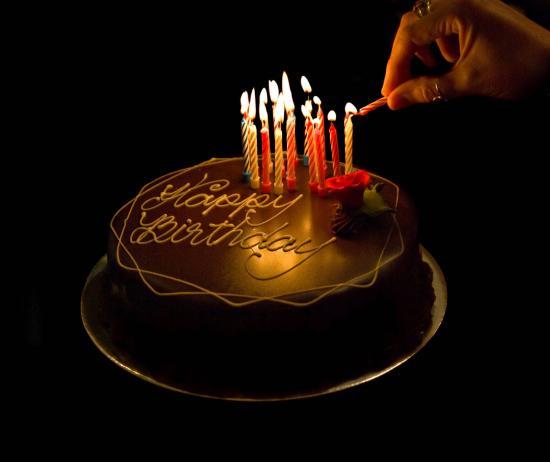Поздравление любимому с днем рожден