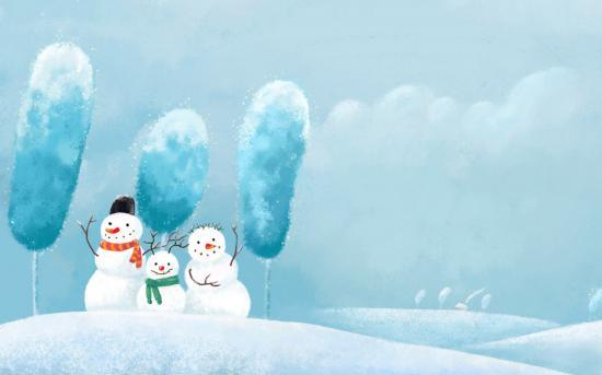 Поздравление с зимой для друга