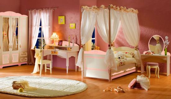 Балдахин в комнате