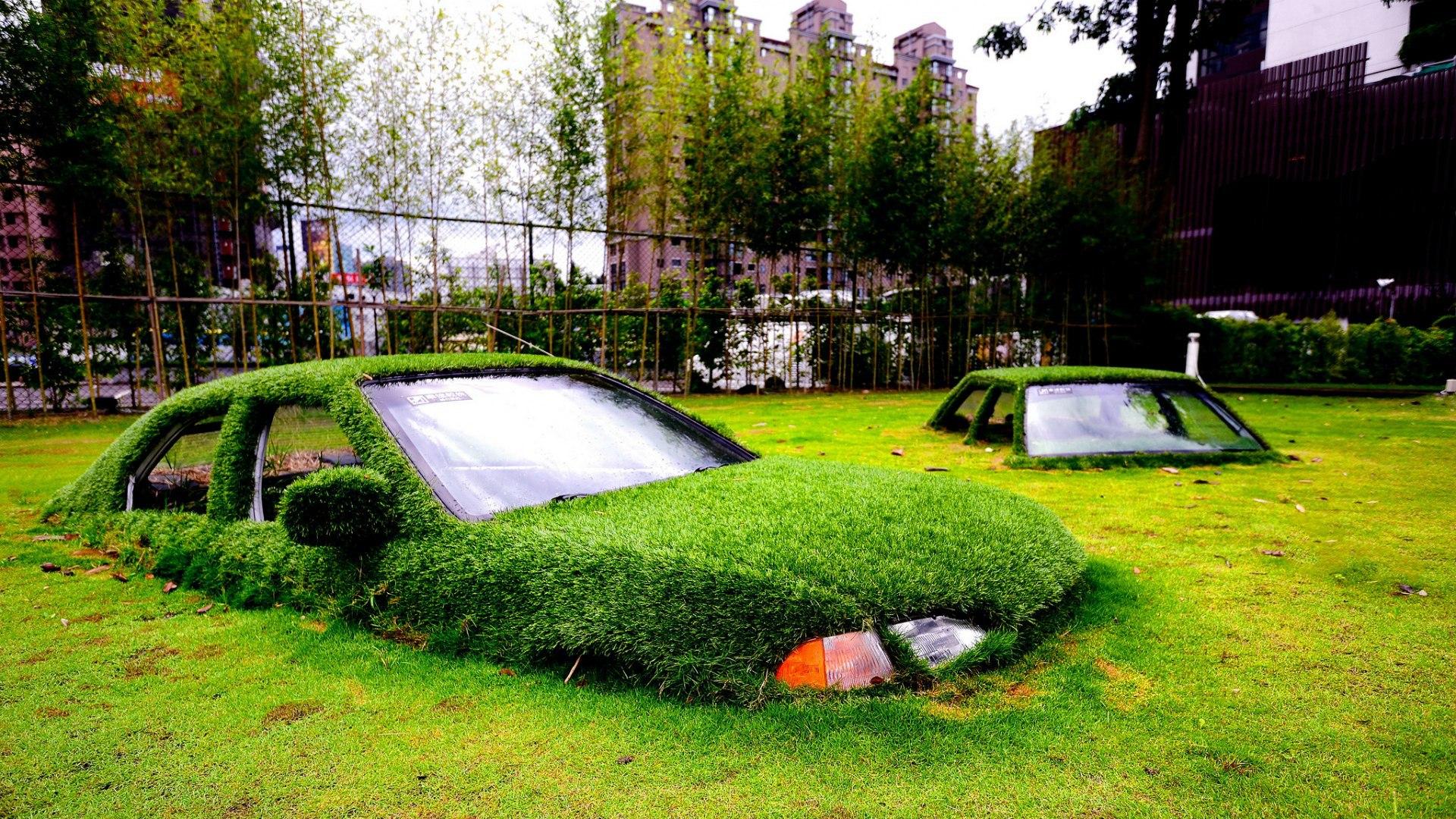 Как превратить газон в парковку и не влететь на штраф 39