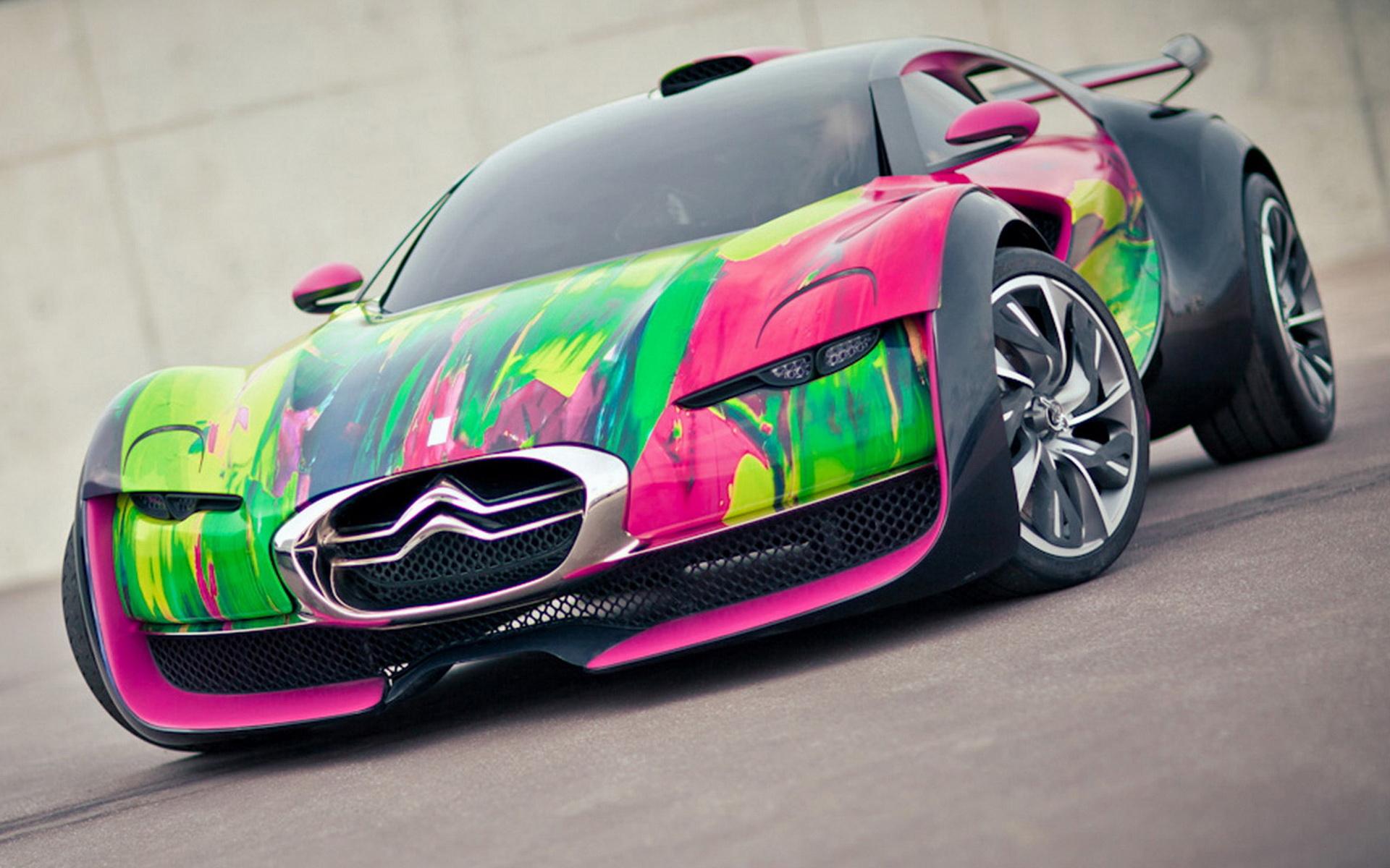 Самые модный цвет машины
