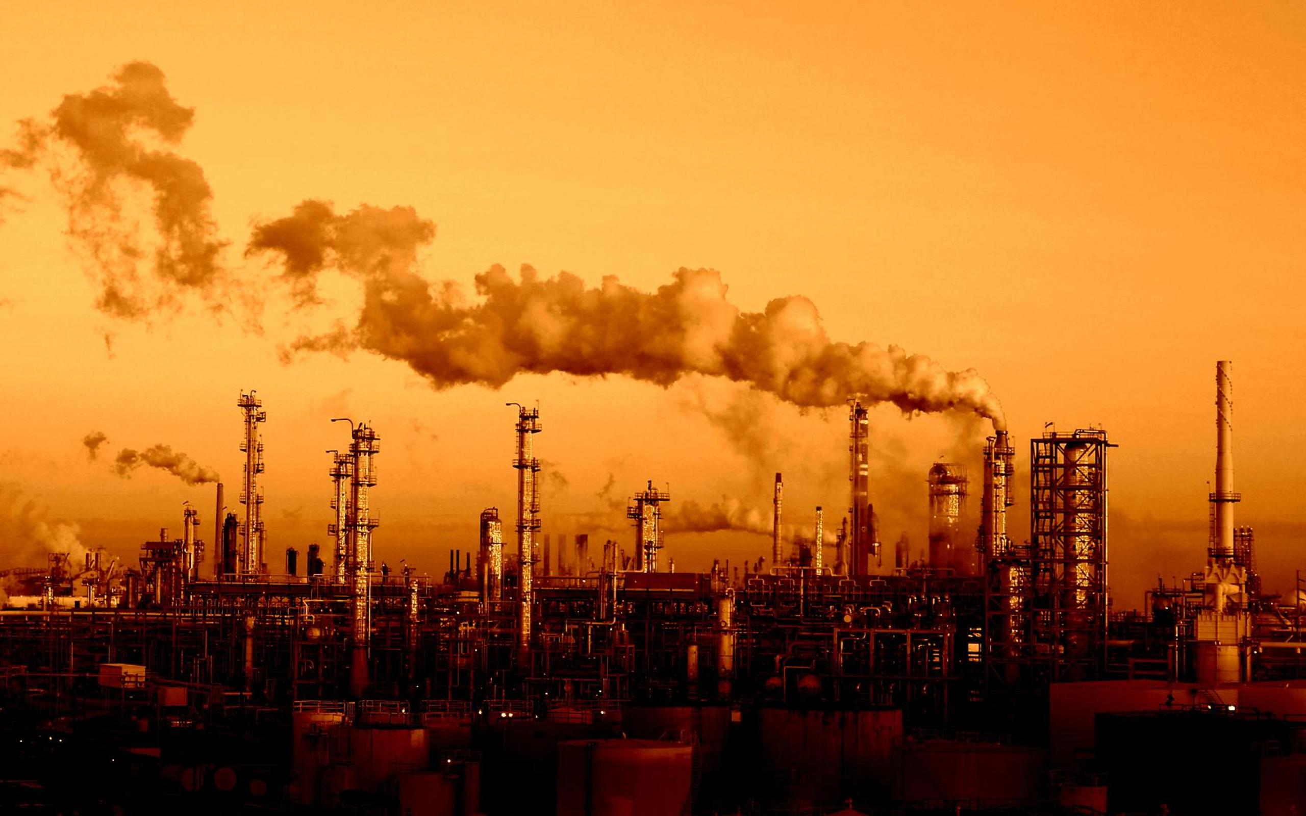 environmental pollution by cement factory