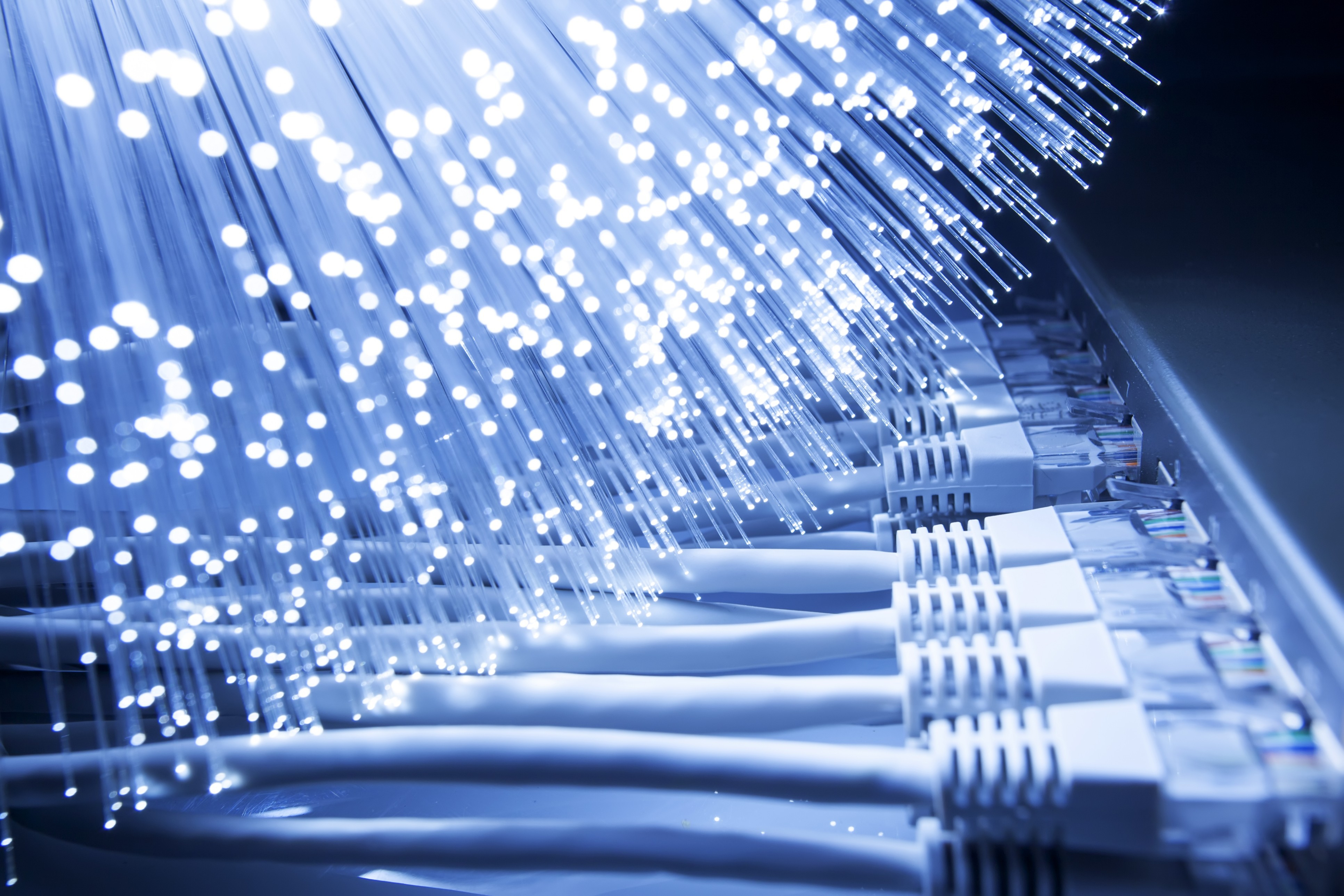 fiber optic cables the future of internet connection Fiber internet is the way of the future wwwxxpertcom and smarter while competing solutions also promise to deliver high-speed connection, a fiber.