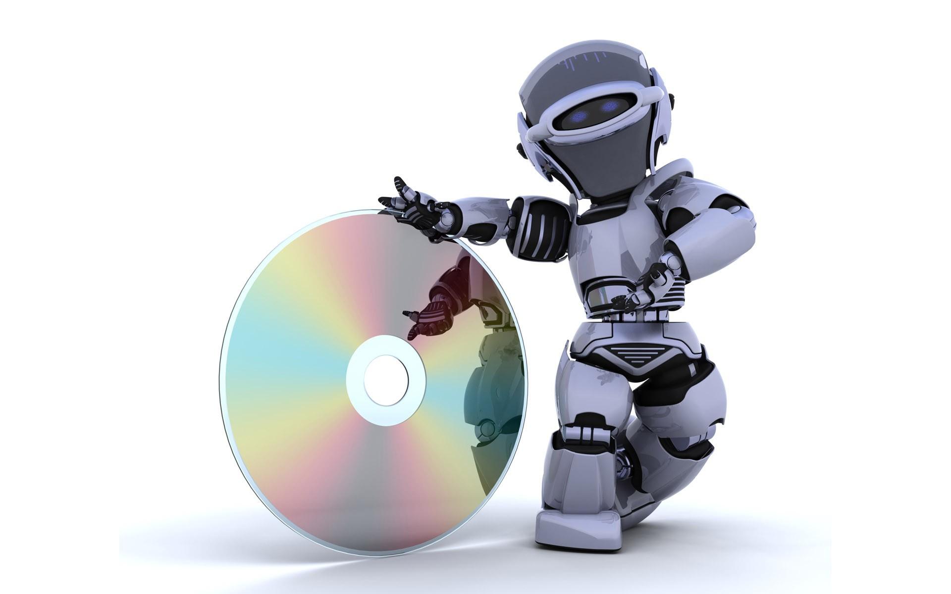 3d images of robots