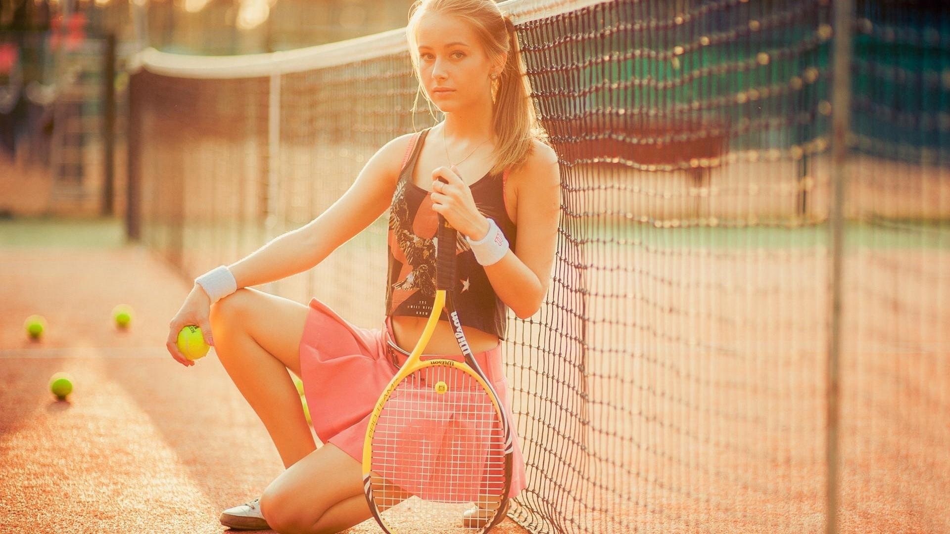 Теннисистки фотосет