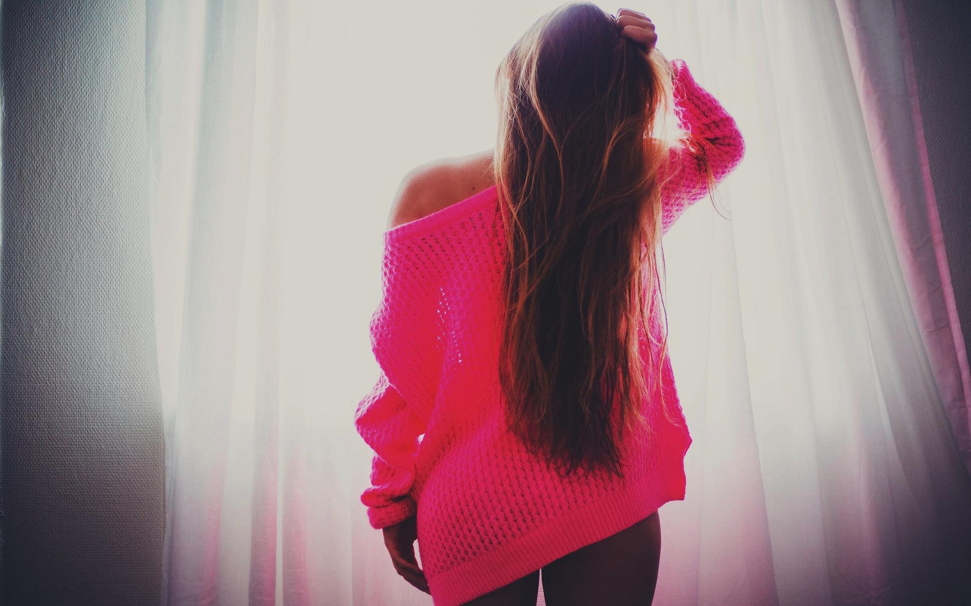 Фото брюнетки красивые с длинными волосами на аву в контакт