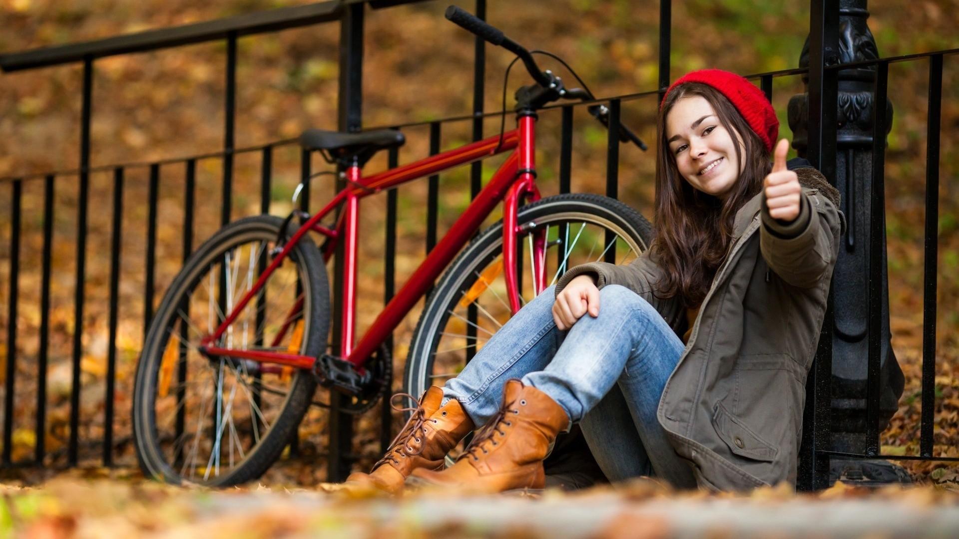 Фото с велосипедом идеи