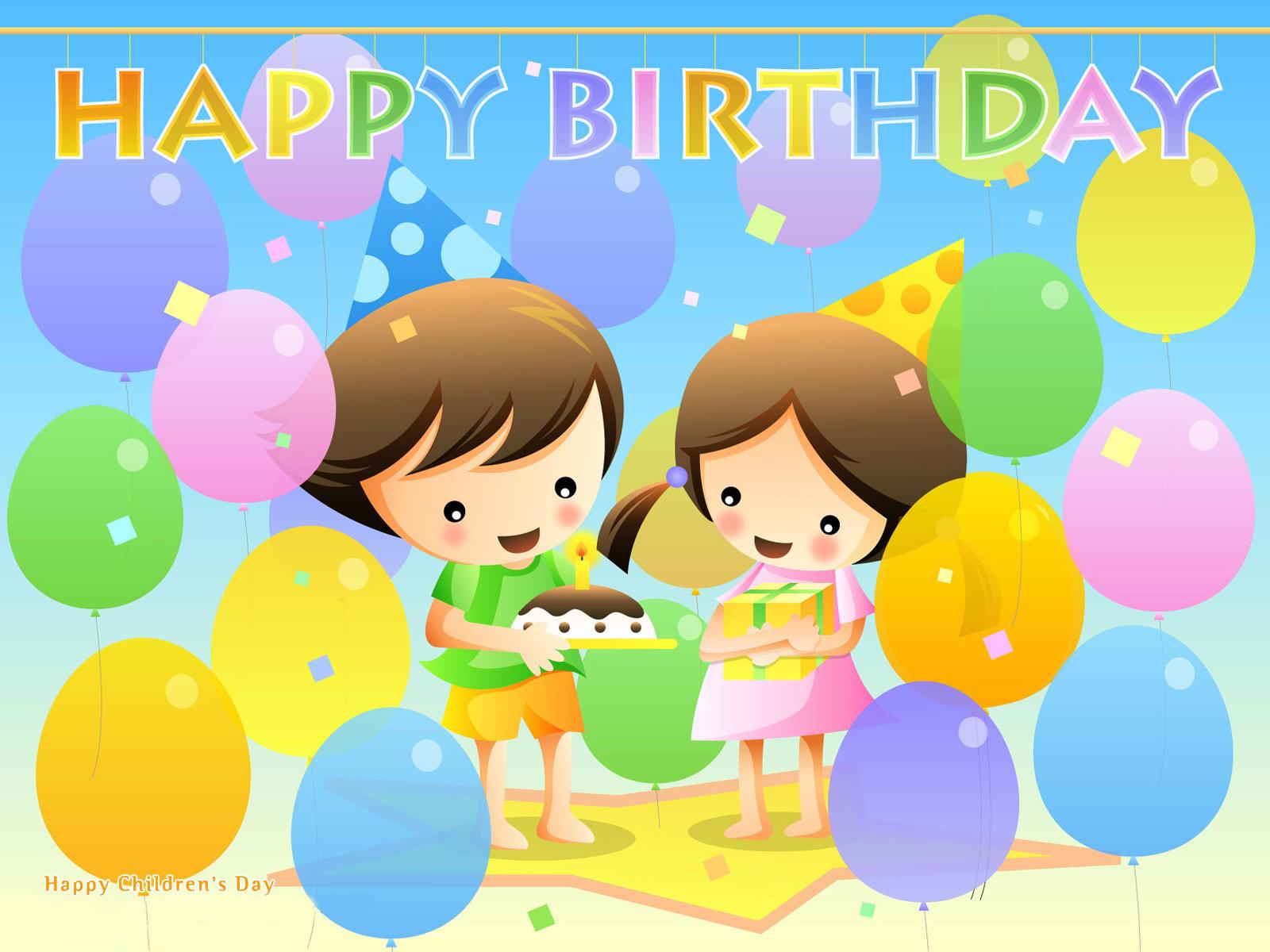 Поздравление с днем рождение ребенка через родителей