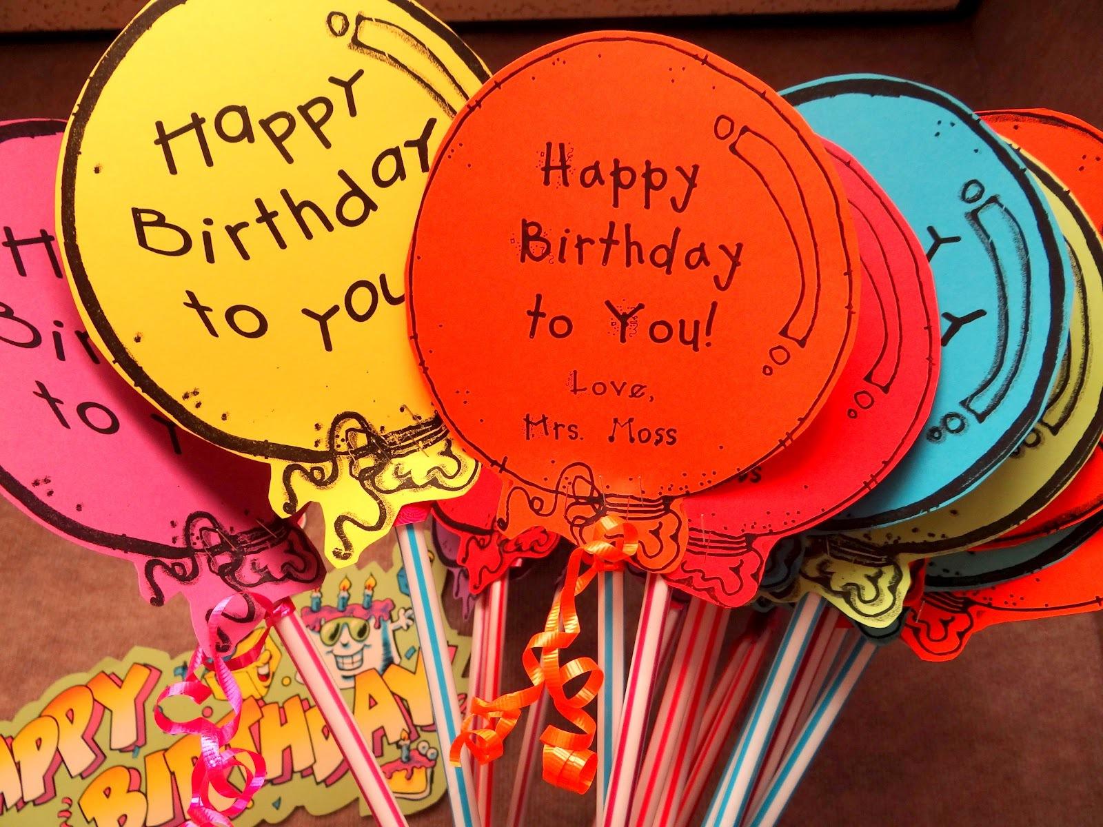 Креативные идеи открытка с днем рождения