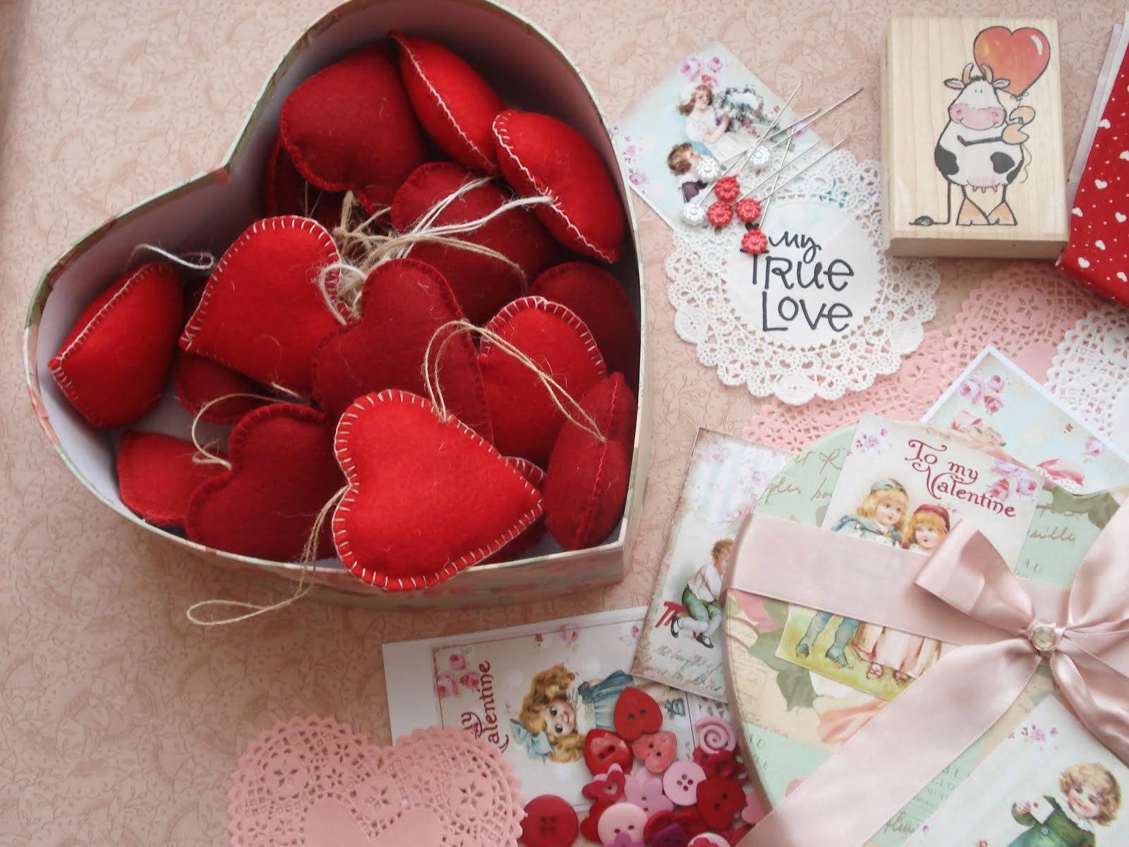 Сделайте подарок ко дню всех влюбленных