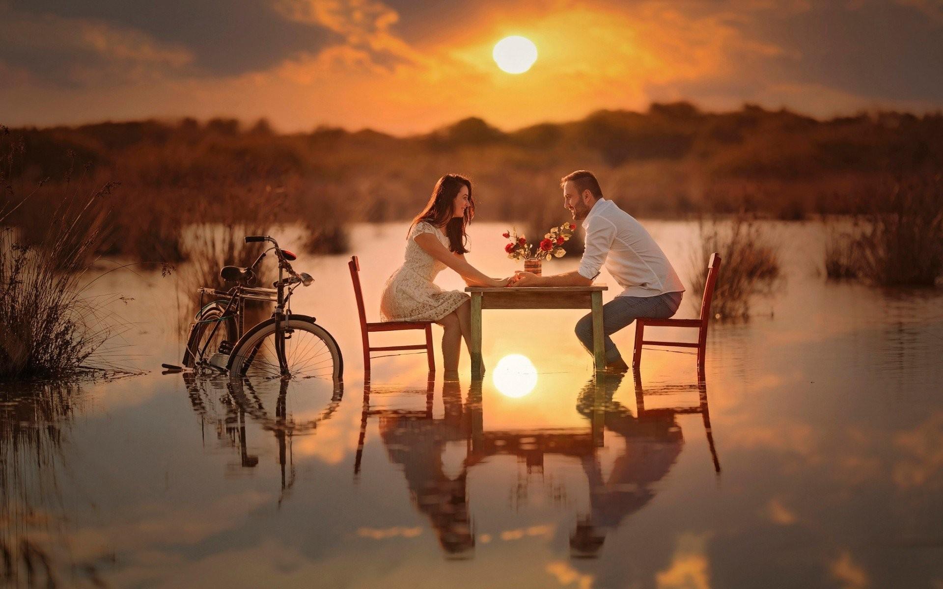 любовь двое обои на рабочий стол № 488450 бесплатно