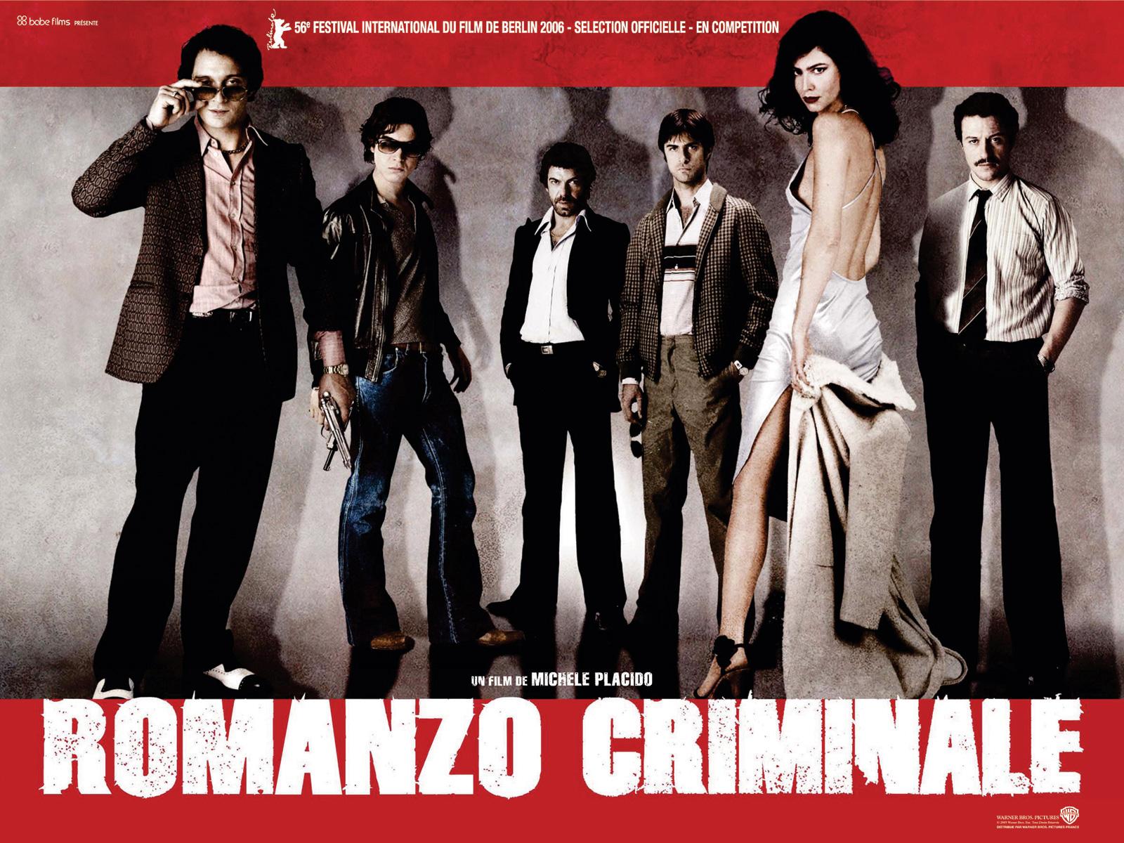 Romanzo criminale logo