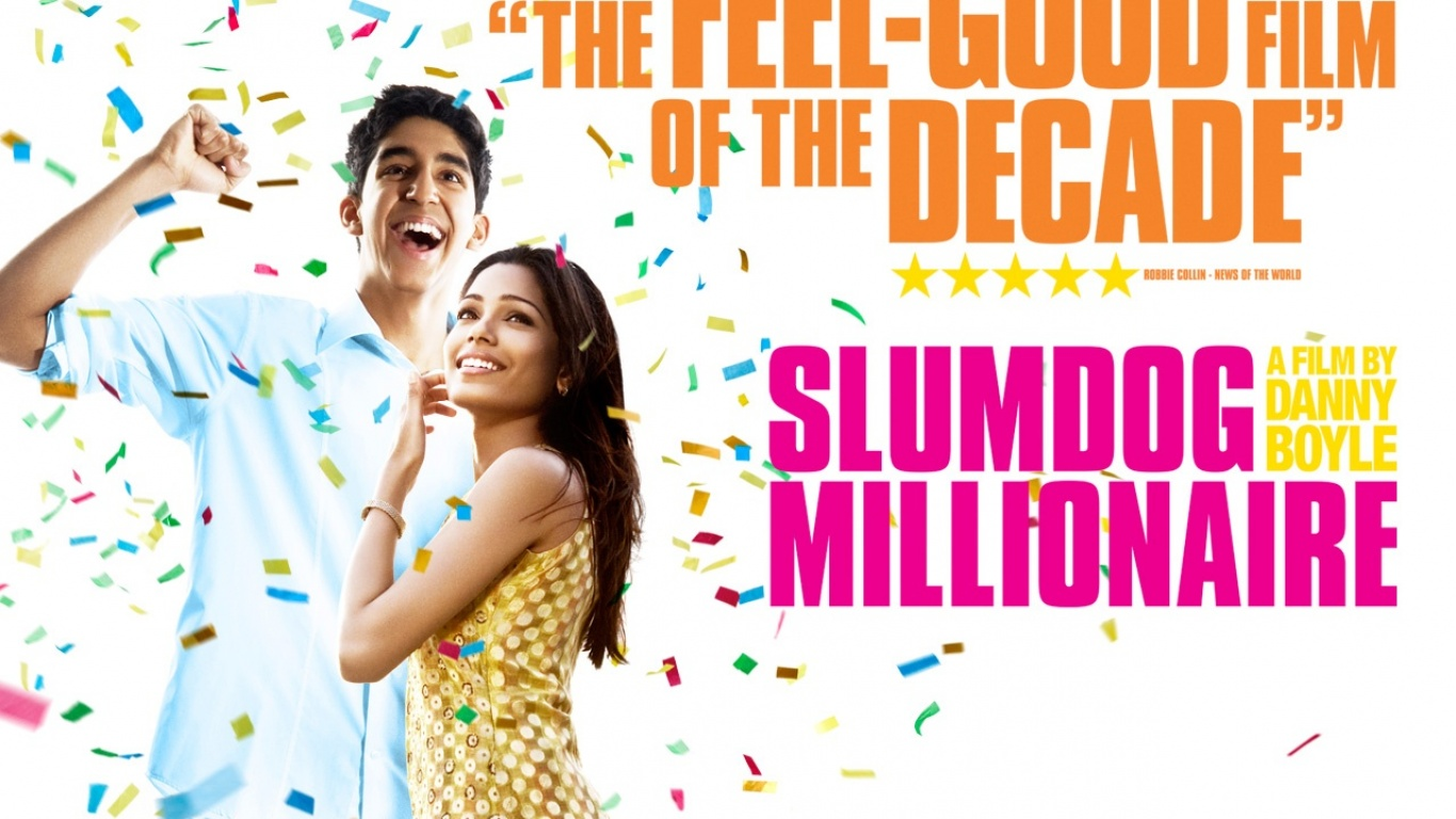 review of slumdog millionaire Slumdog millionaire review can a pauper become a prince in modern india braiding boyle's thrilling depiction of a teeming, steaming india and writer simon beaufoy's deft mixture of comedy, romance, drama and suspense, slumdog is a near-total delight.