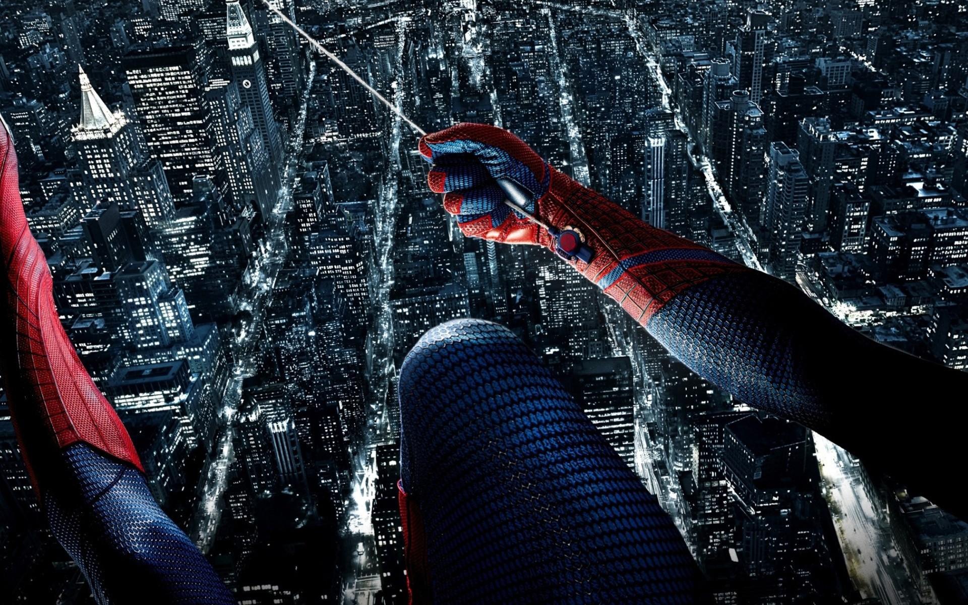 скачать новый человек паук через торрент в 3d