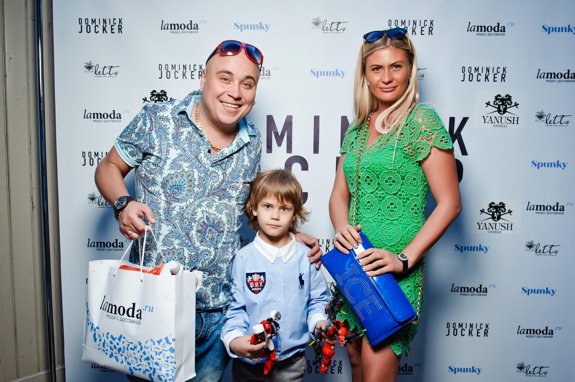 Доминик Джокер бросил жену и детей ради участницы шоу «Голос