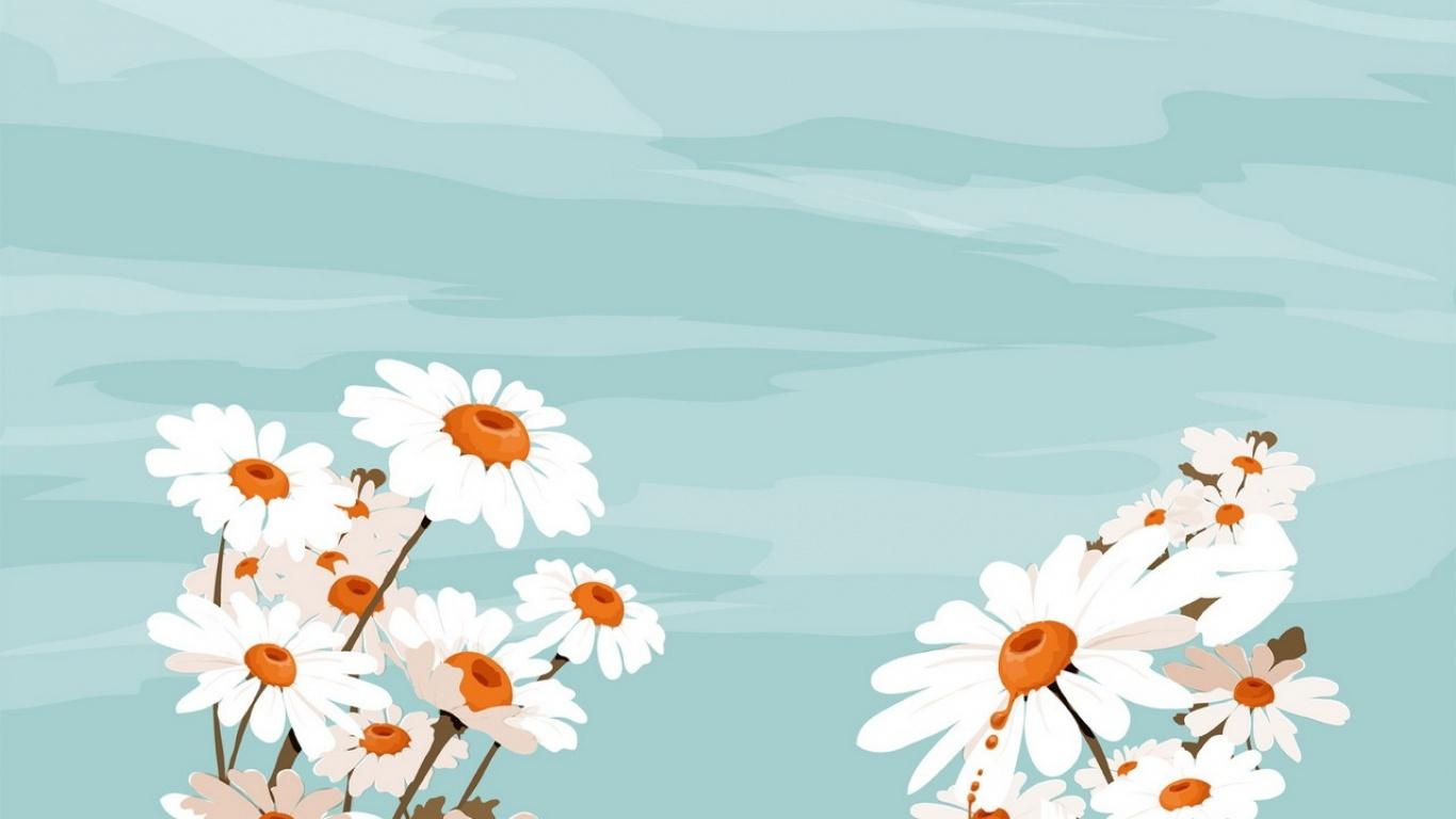 Обои на раб стол 1280х1024 цветы