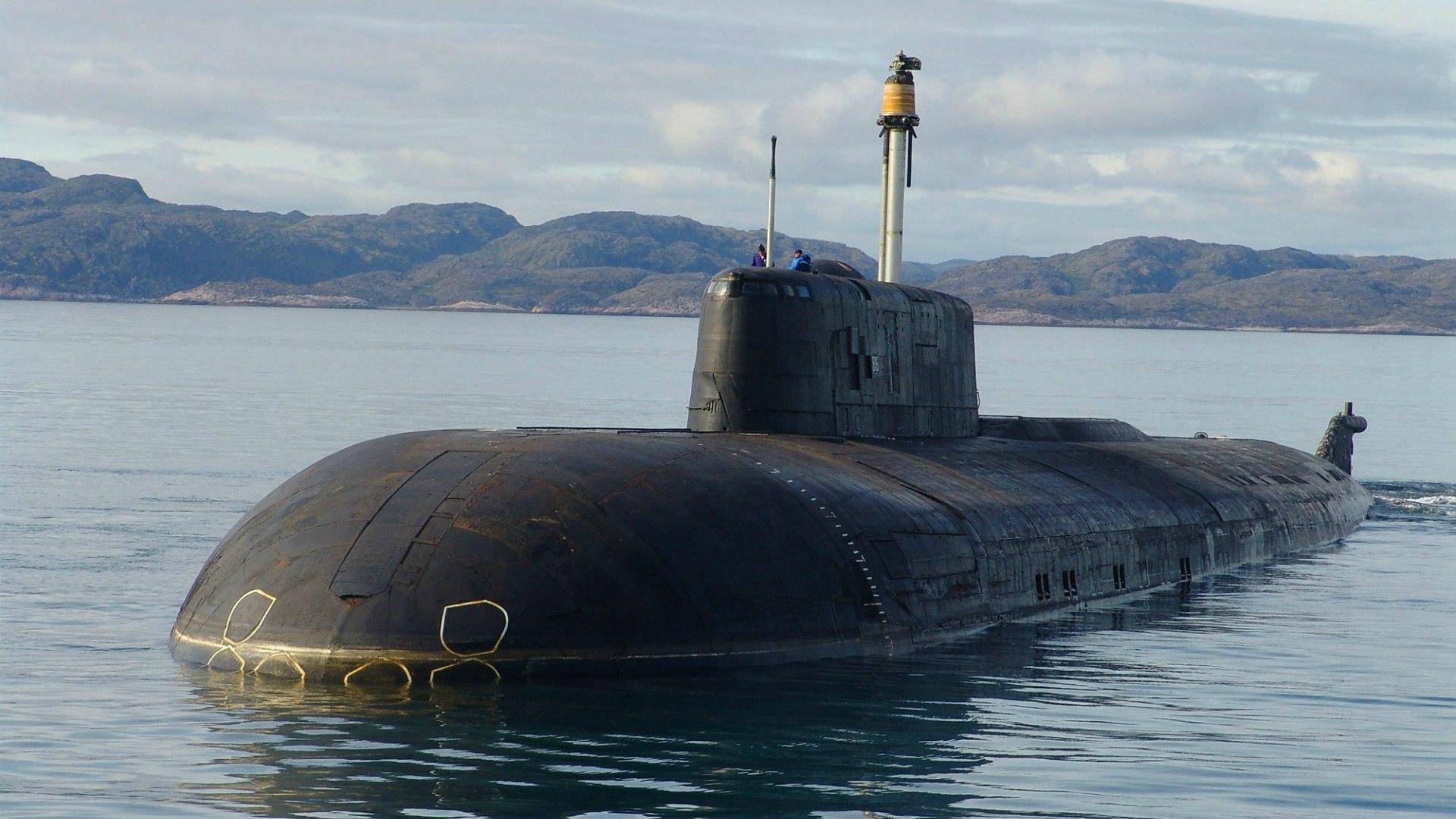 русский ответ подводная лодка