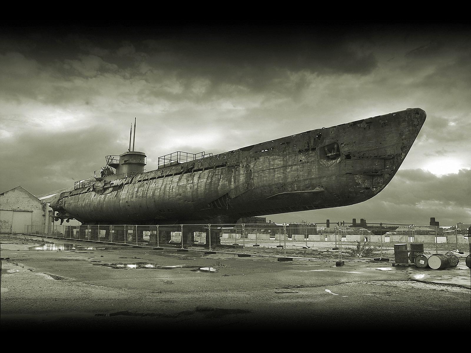 военная машина гитлера. подводные лодки