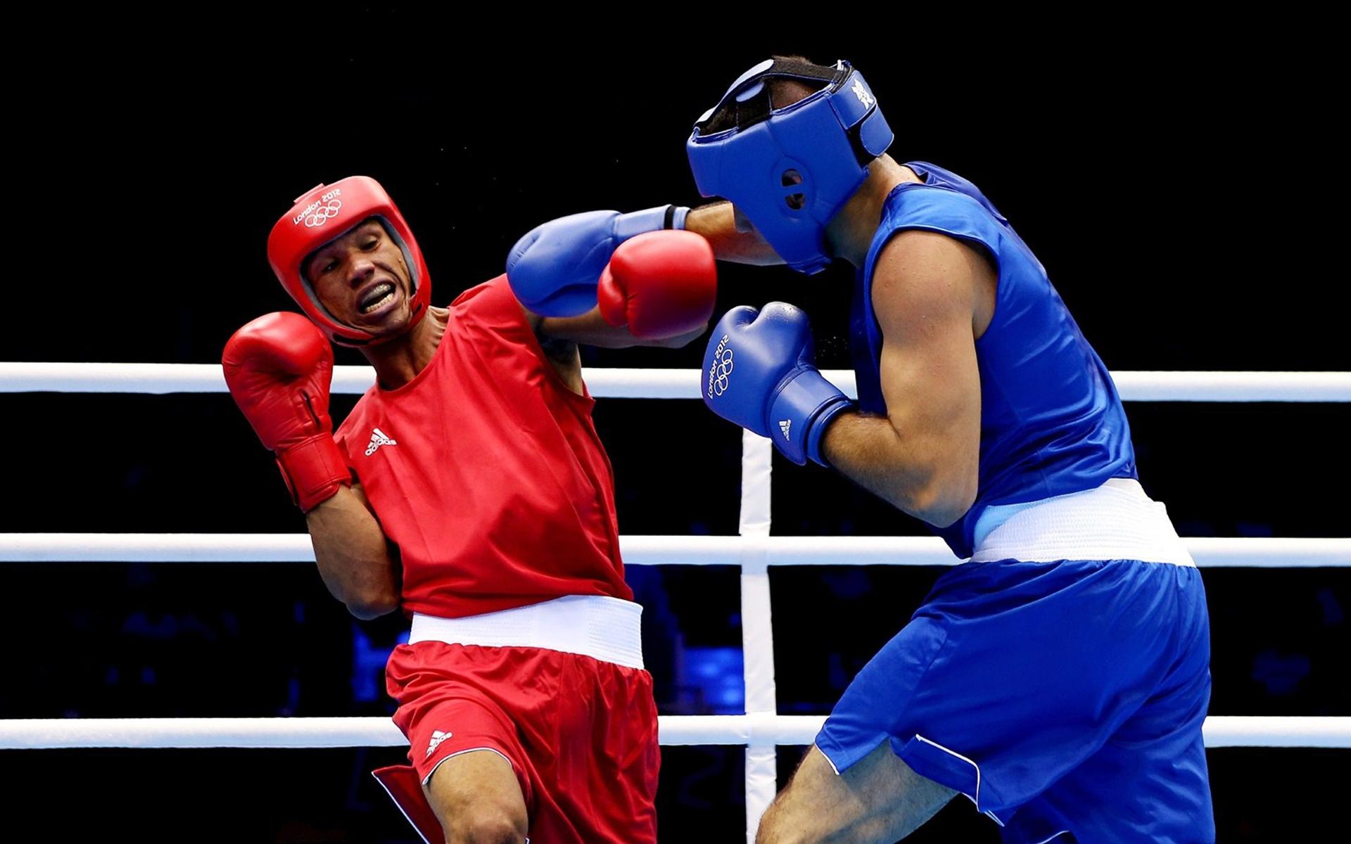 Обои для рабочего стола тема бокс