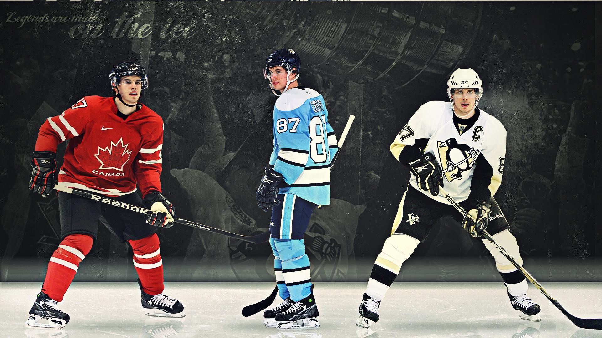 Обои на рабочий стол 1366х768 хоккей