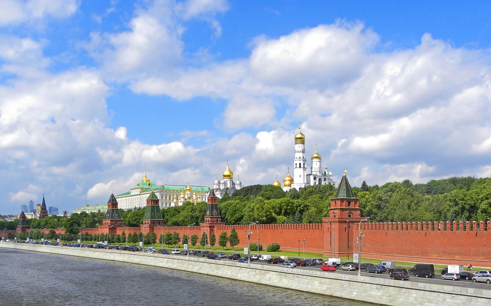 Обои для рабочего стола московская область