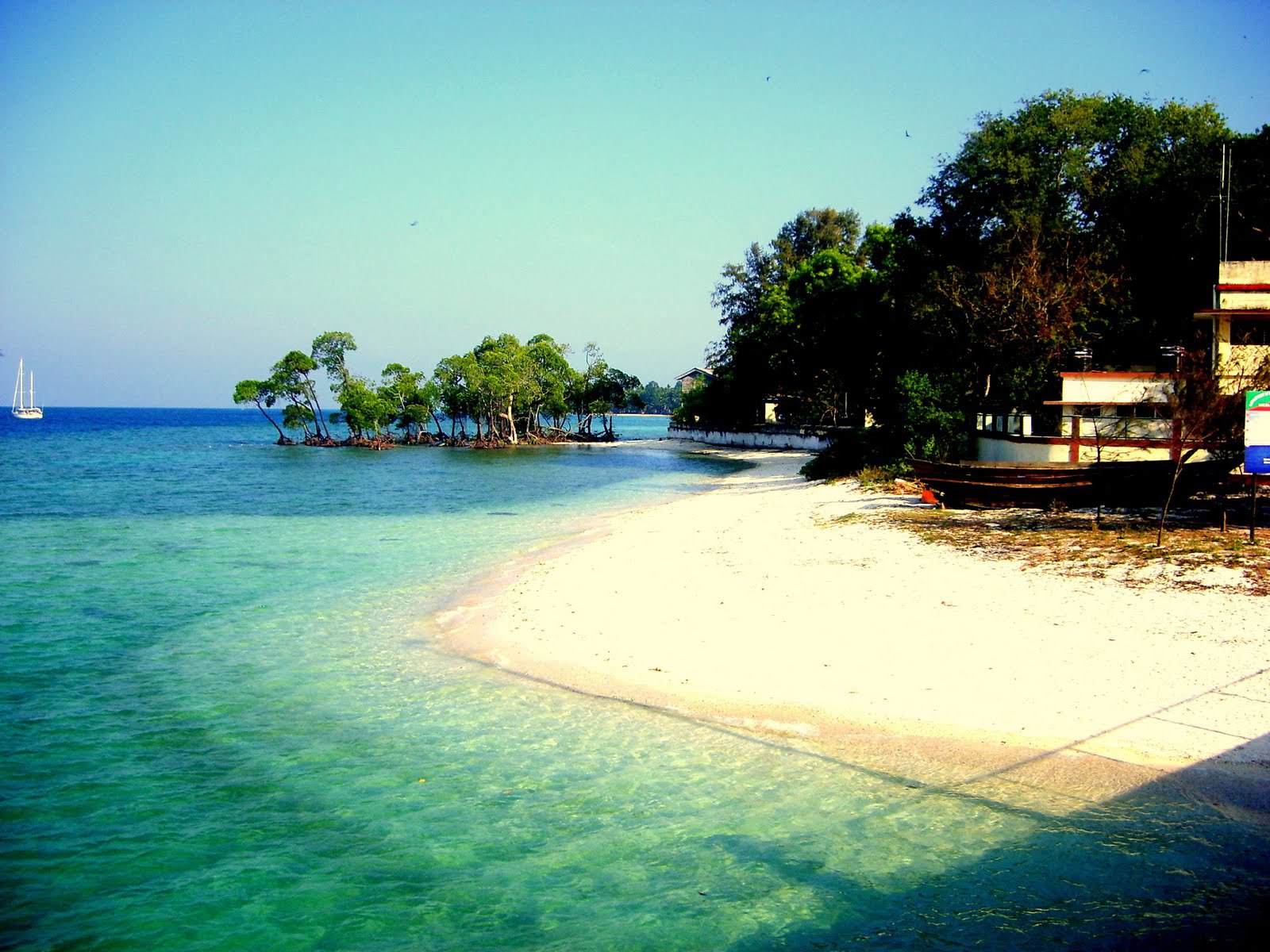 Andaman and nicobar island photos Great Nicobar Island - Wikipedia