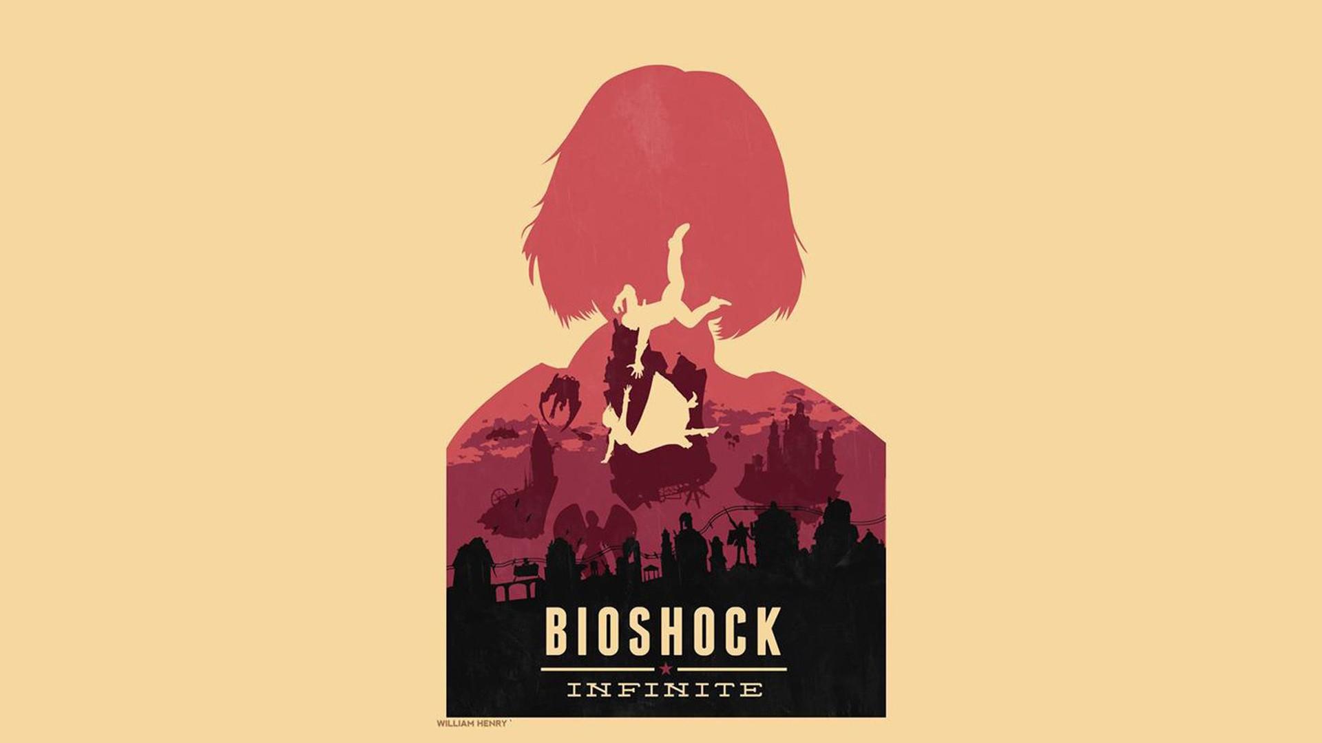картинки на рабочий стол bioshock infinite
